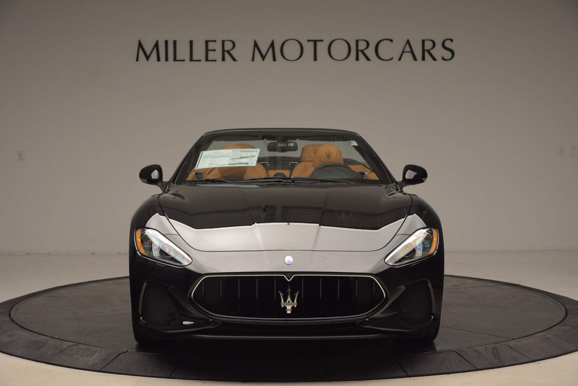 New 2018 Maserati GranTurismo Sport Convertible For Sale In Greenwich, CT 1795_p12