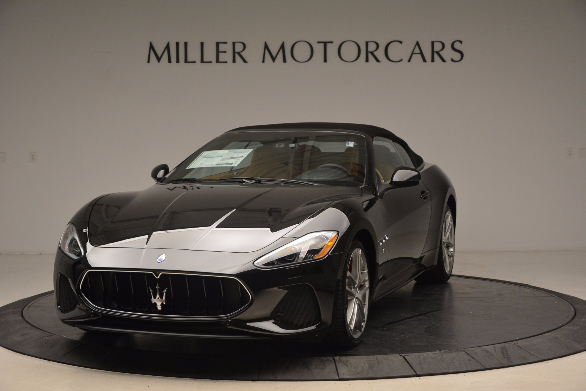 New 2018 Maserati GranTurismo Sport Convertible For Sale In Greenwich, CT 1795_p13
