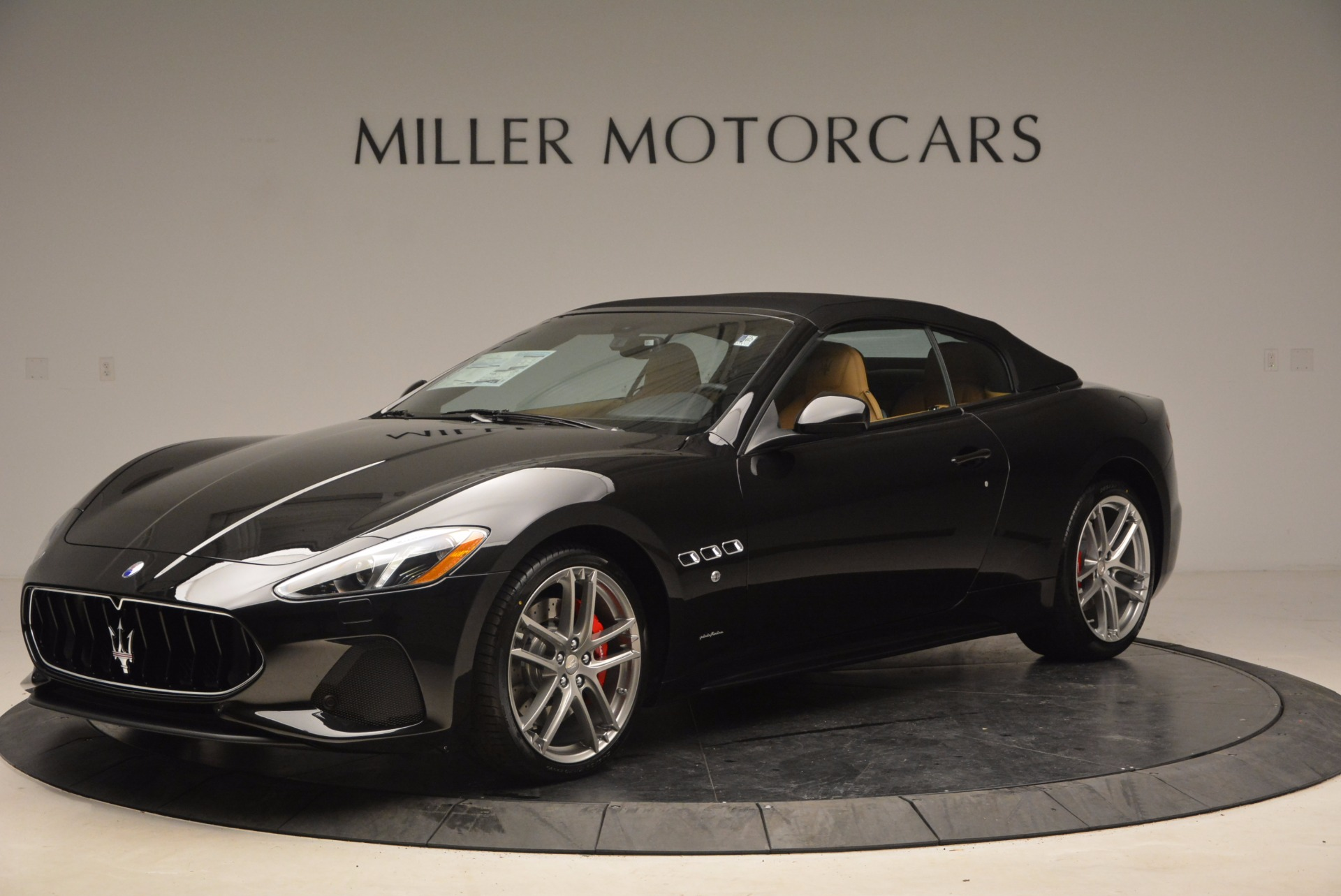 New 2018 Maserati GranTurismo Sport Convertible For Sale In Greenwich, CT 1795_p14