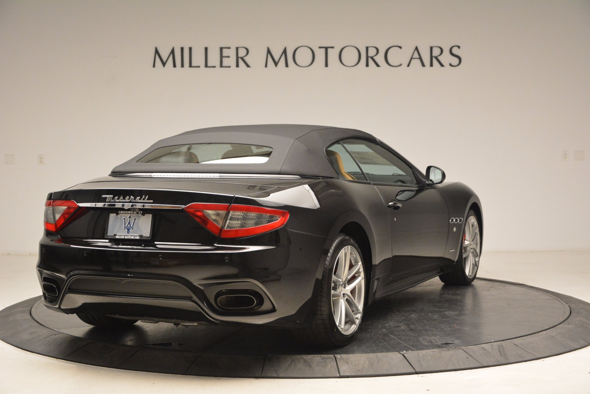 New 2018 Maserati GranTurismo Sport Convertible For Sale In Greenwich, CT 1795_p19