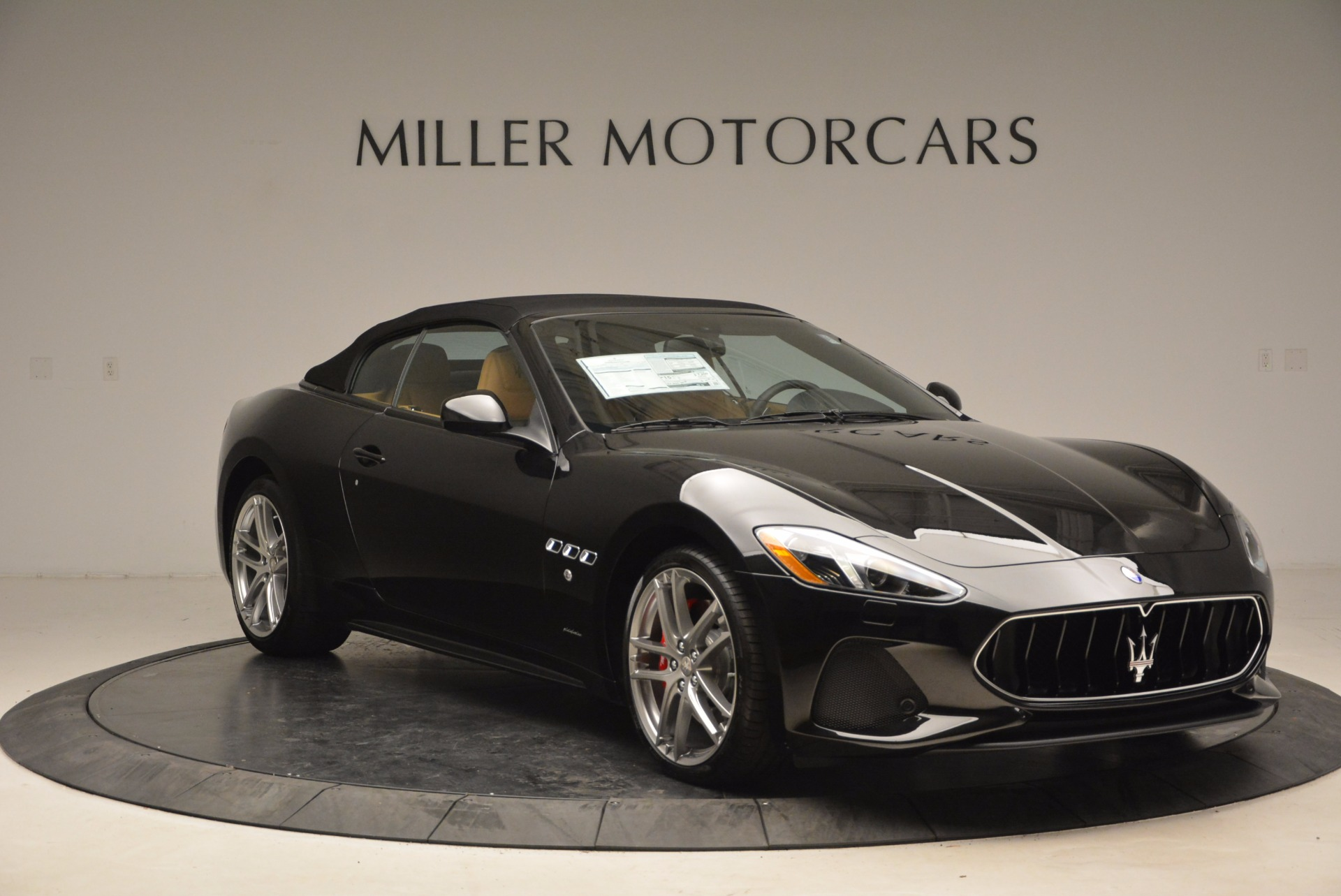 New 2018 Maserati GranTurismo Sport Convertible For Sale In Greenwich, CT 1795_p23