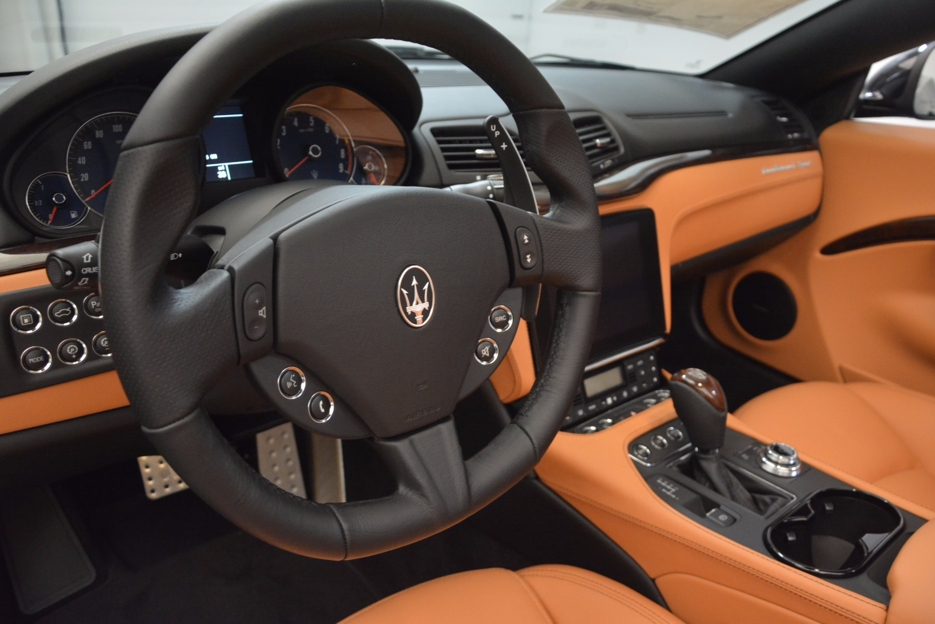 New 2018 Maserati GranTurismo Sport Convertible For Sale In Greenwich, CT 1795_p27