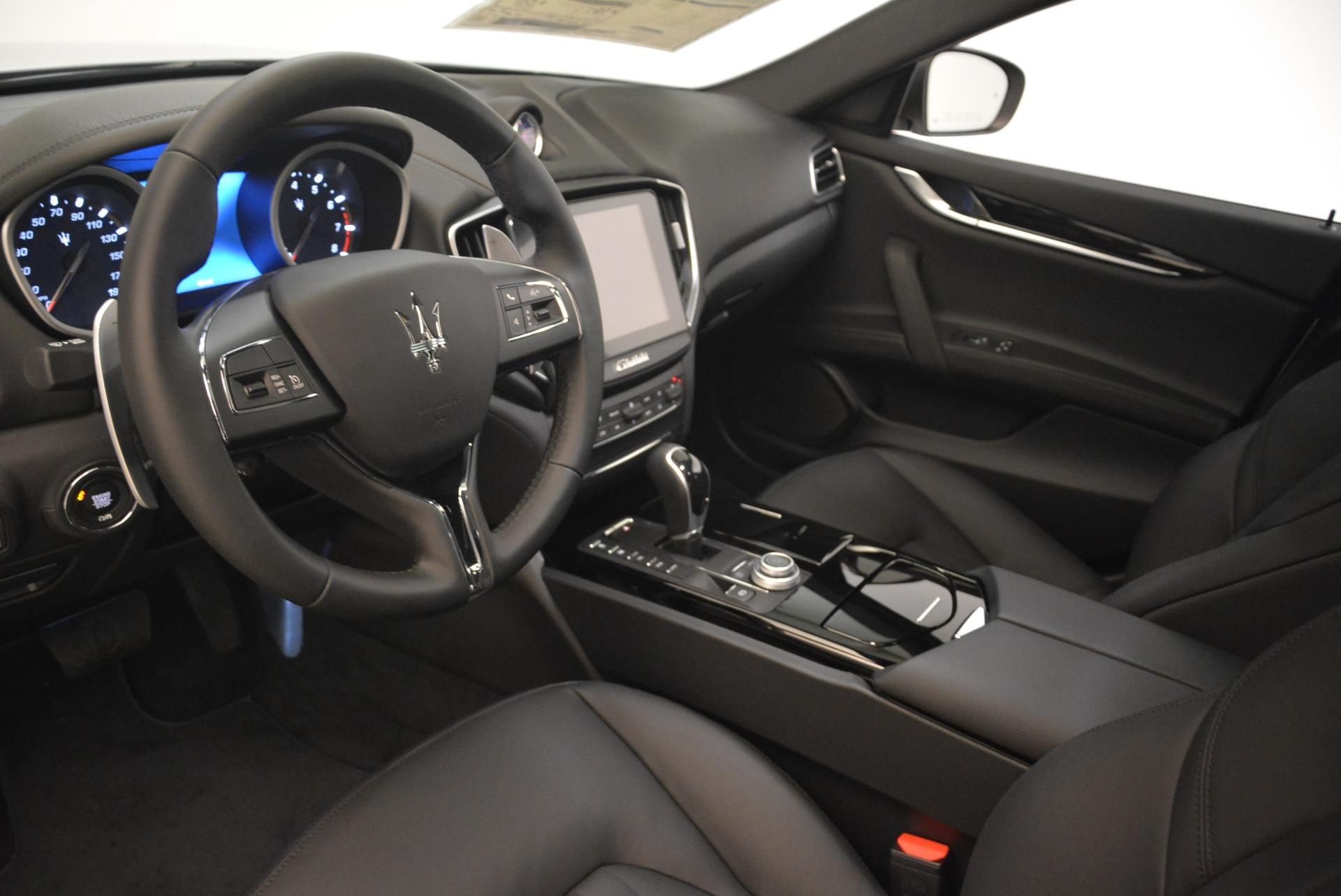 New 2018 Maserati Ghibli S Q4 For Sale In Greenwich, CT 1797_p12