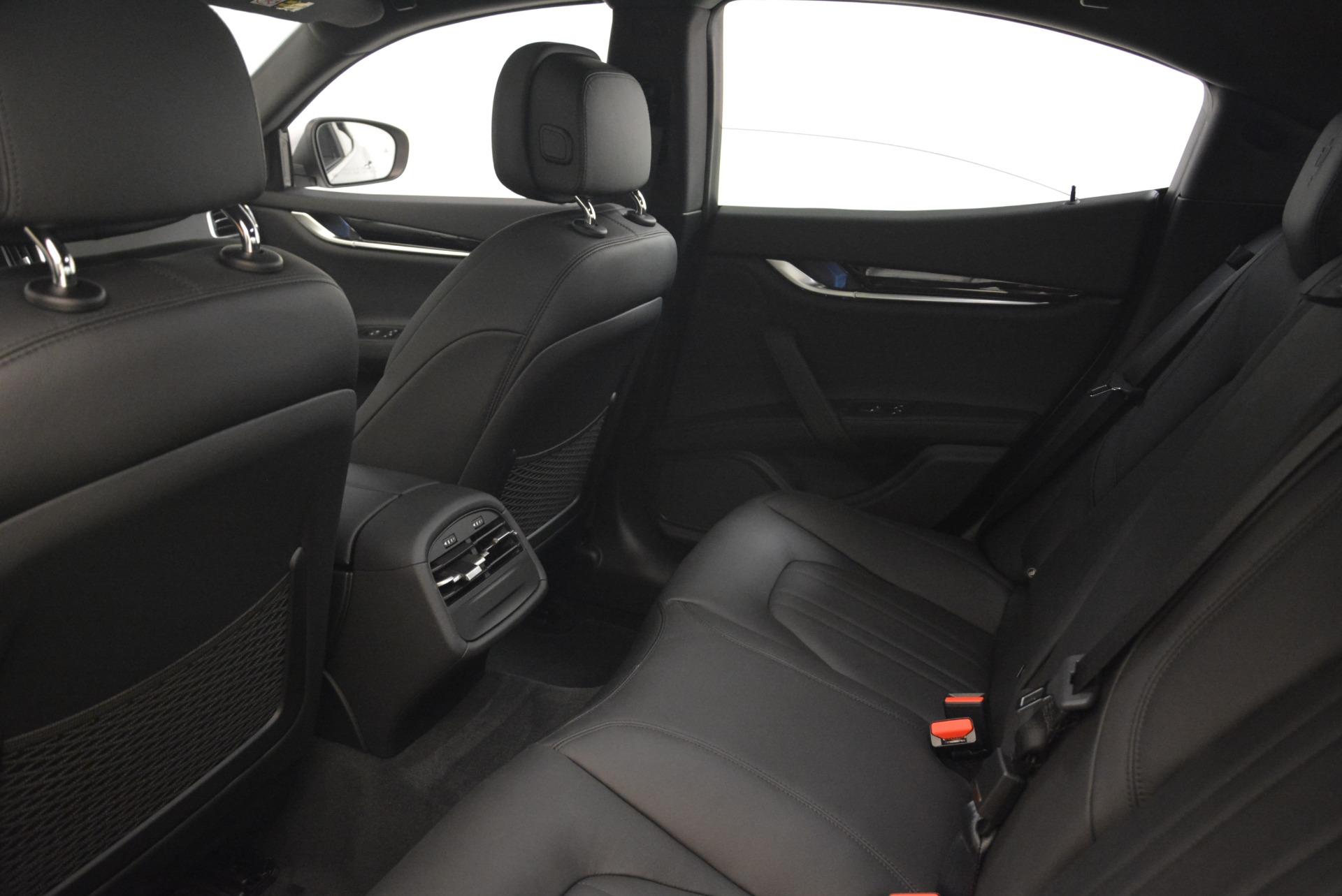 New 2018 Maserati Ghibli S Q4 For Sale In Greenwich, CT 1797_p18