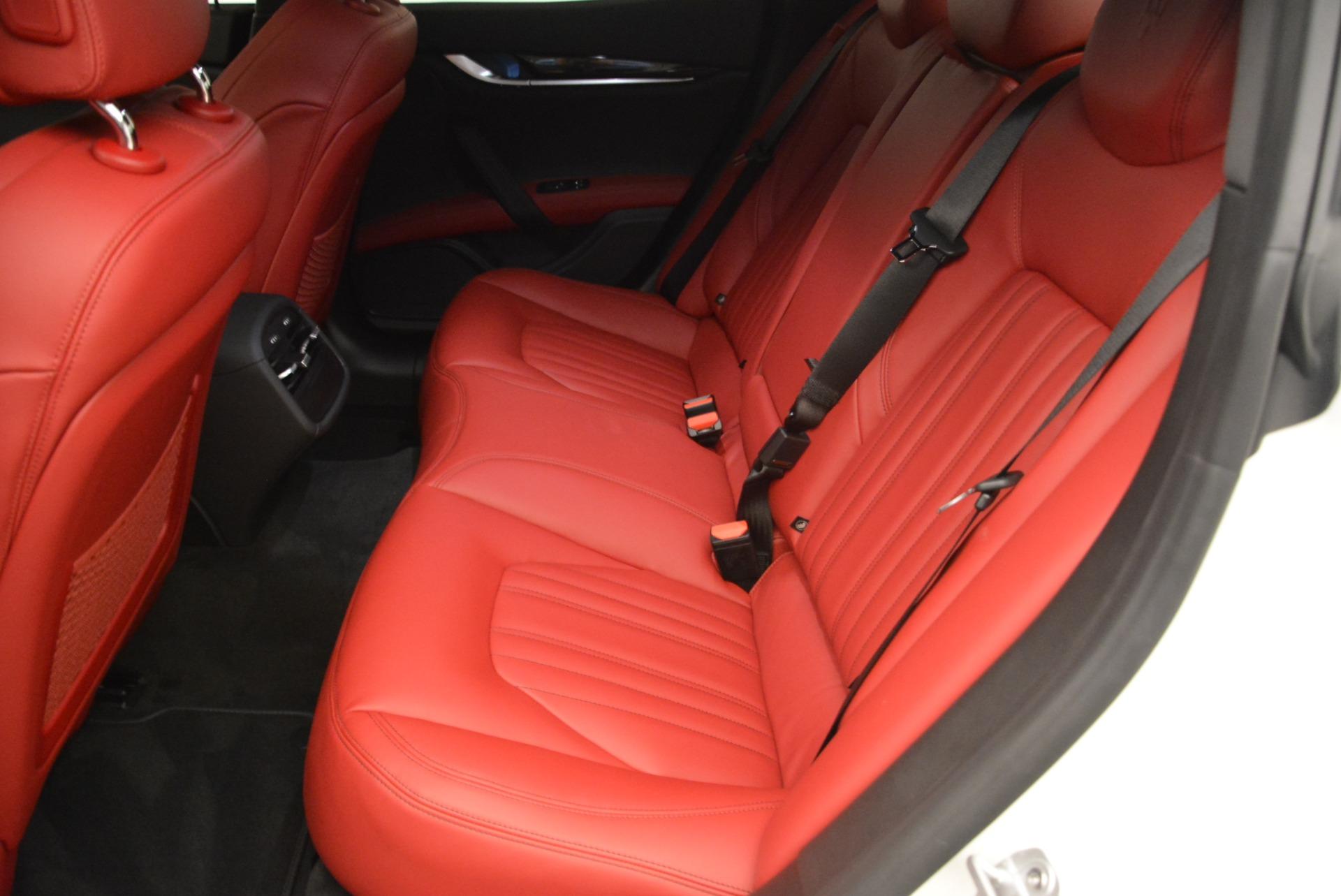 New 2018 Maserati Ghibli S Q4 For Sale In Greenwich, CT 1798_p18