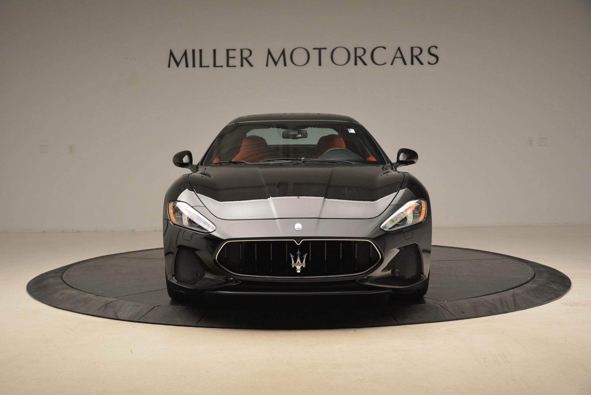 New 2018 Maserati GranTurismo Sport For Sale In Greenwich, CT 1799_p11