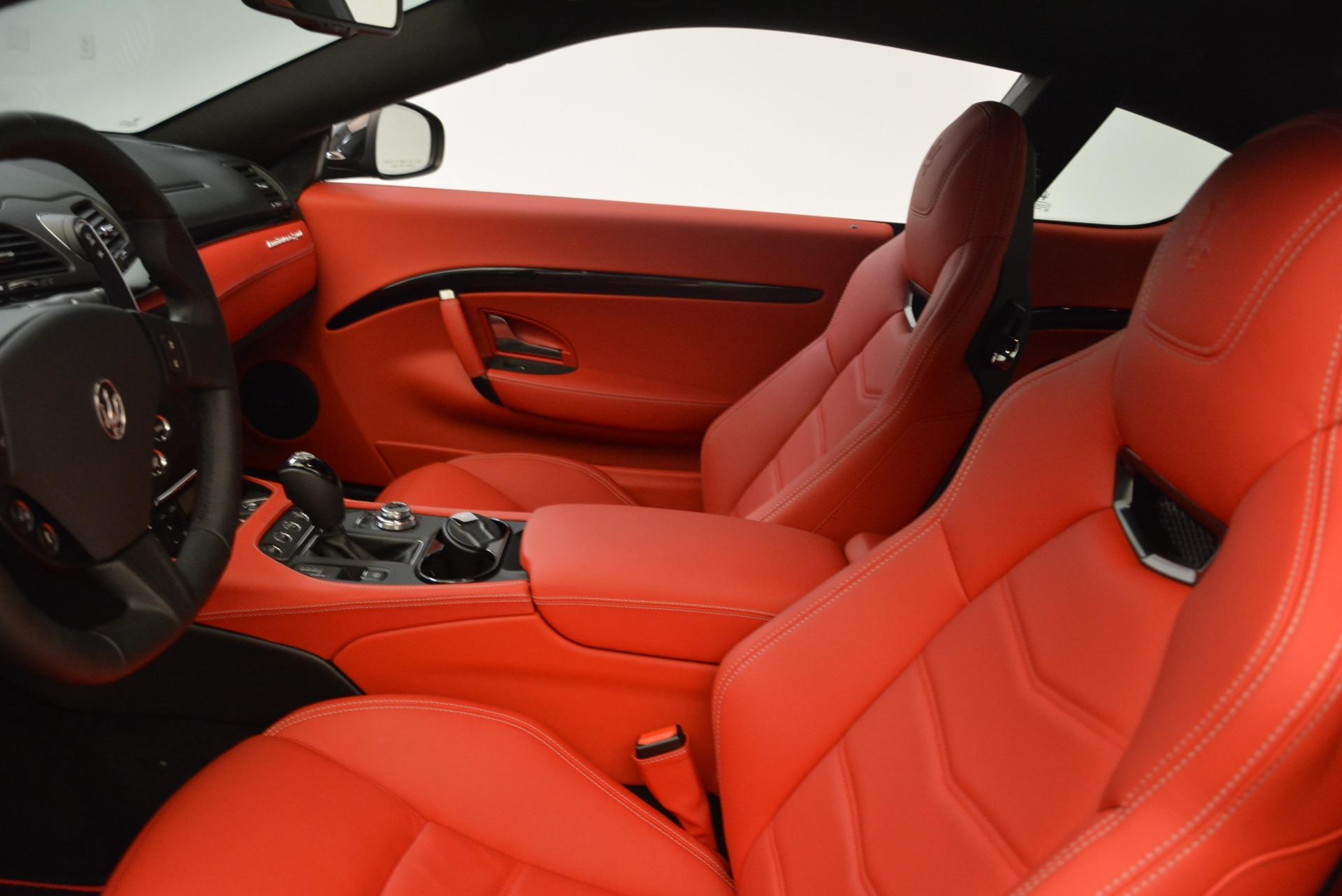New 2018 Maserati GranTurismo Sport For Sale In Greenwich, CT 1799_p13