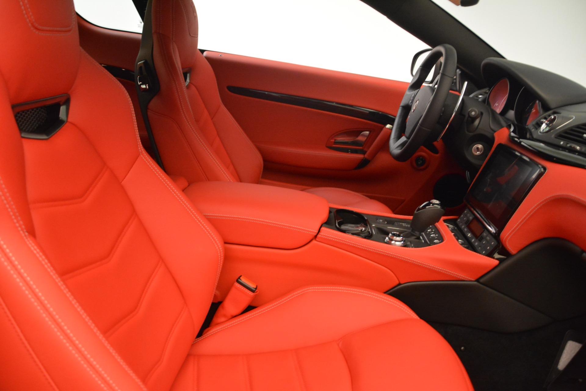 New 2018 Maserati GranTurismo Sport For Sale In Greenwich, CT 1799_p20
