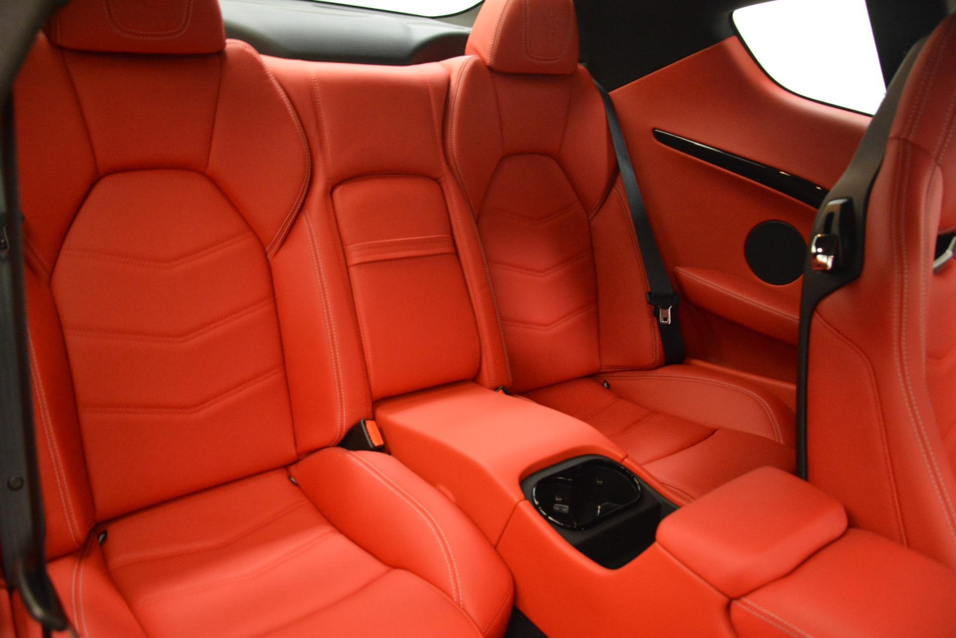New 2018 Maserati GranTurismo Sport For Sale In Greenwich, CT 1799_p22