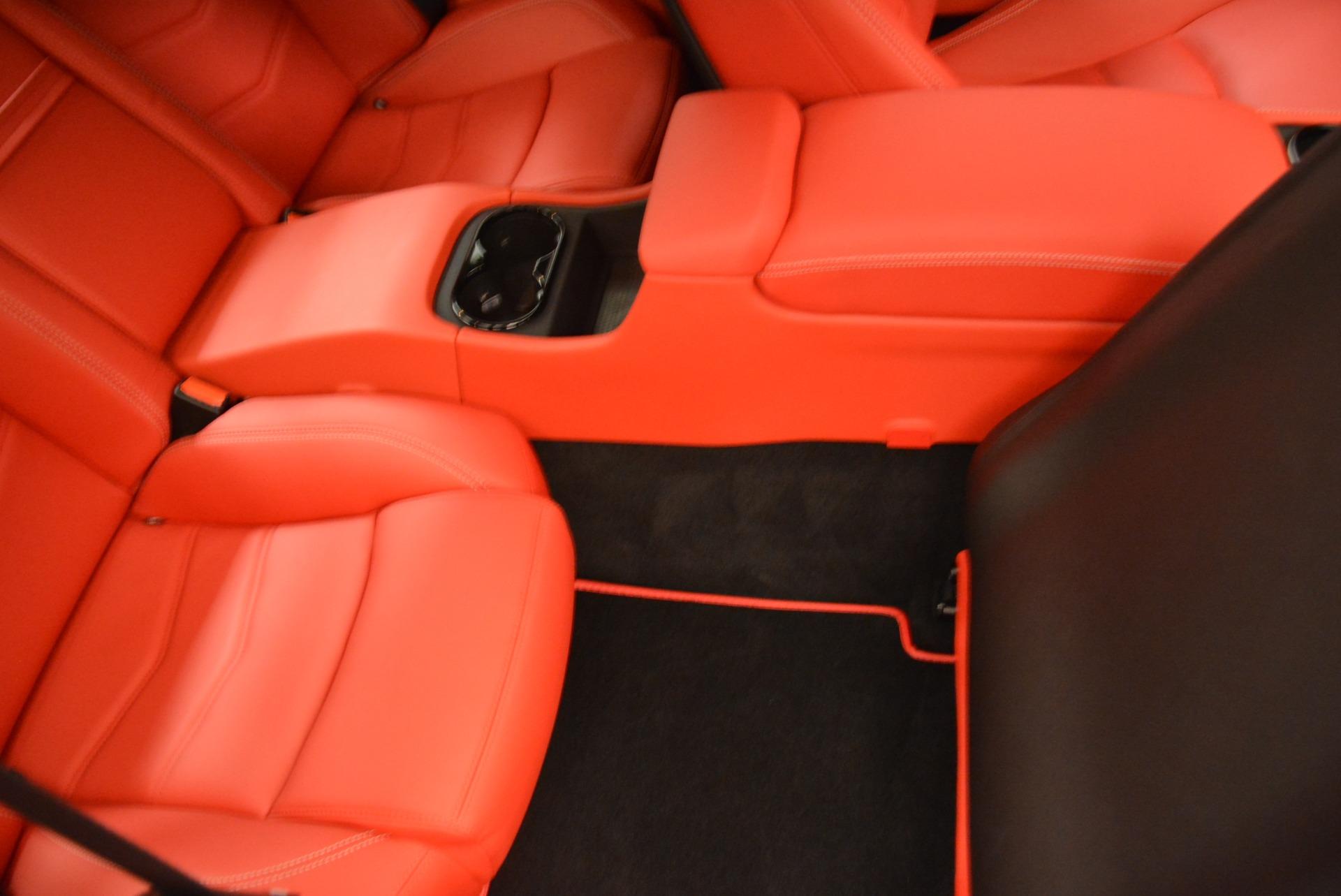 New 2018 Maserati GranTurismo Sport For Sale In Greenwich, CT 1799_p23