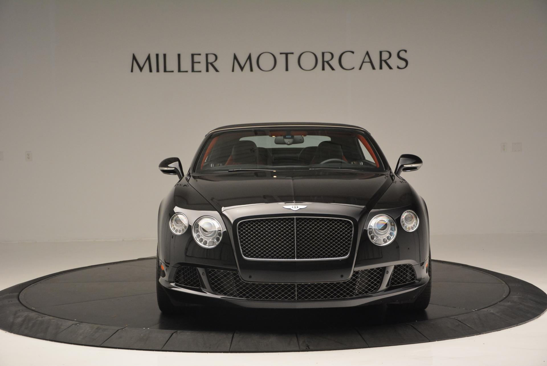 Used 2014 Bentley Continental GT Speed Convertible For Sale In Greenwich, CT 18_p13