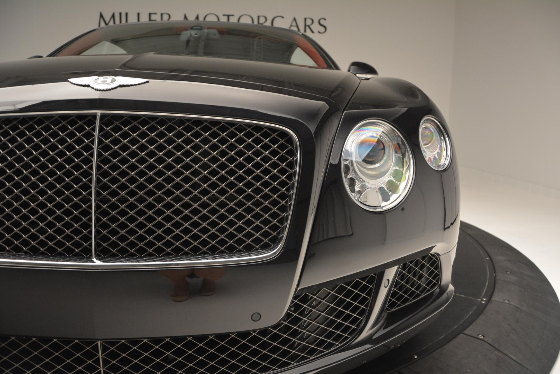 Used 2014 Bentley Continental GT Speed Convertible For Sale In Greenwich, CT 18_p27