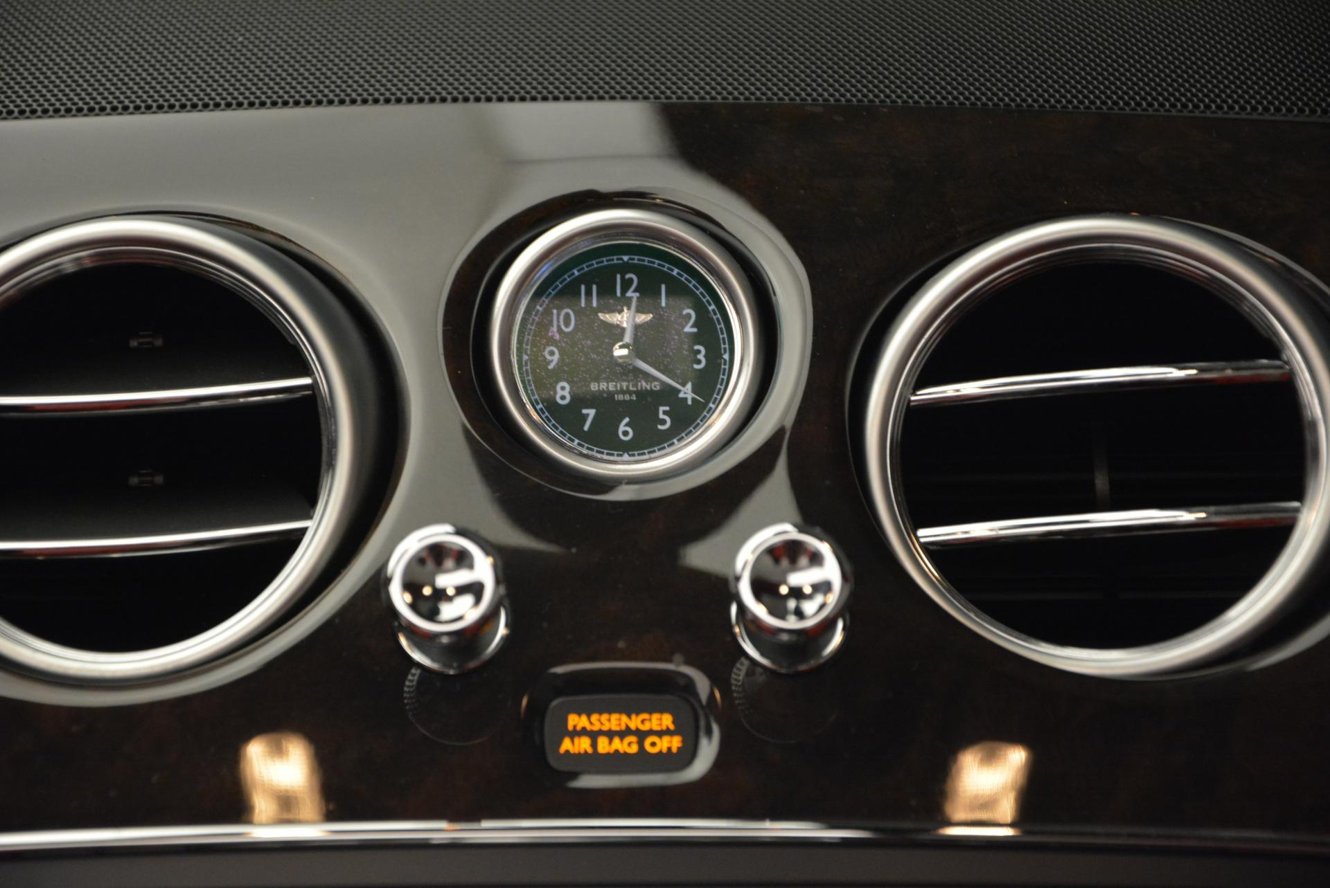 Used 2014 Bentley Continental GT Speed Convertible For Sale In Greenwich, CT 18_p39