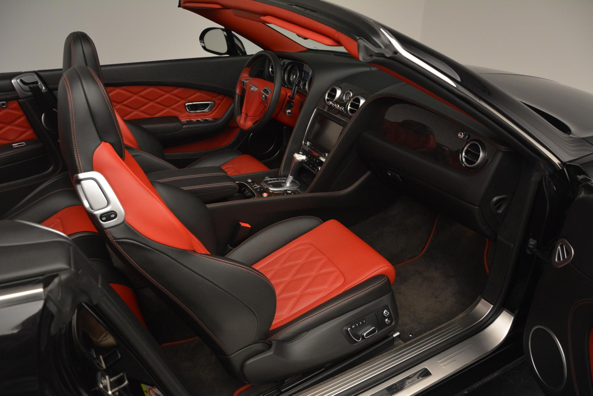 Used 2014 Bentley Continental GT Speed Convertible For Sale In Greenwich, CT 18_p43