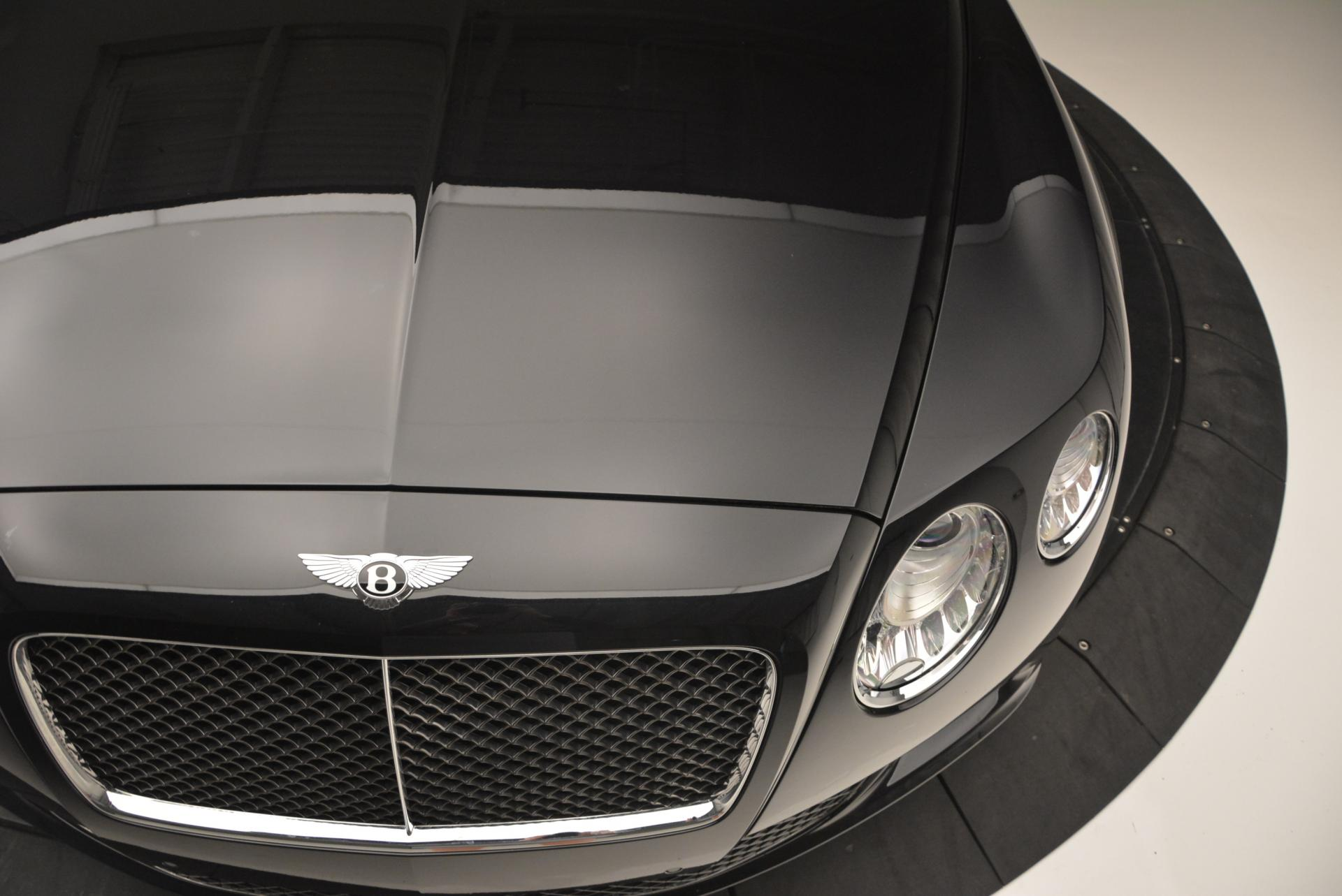 Used 2014 Bentley Continental GT Speed Convertible For Sale In Greenwich, CT 18_p48