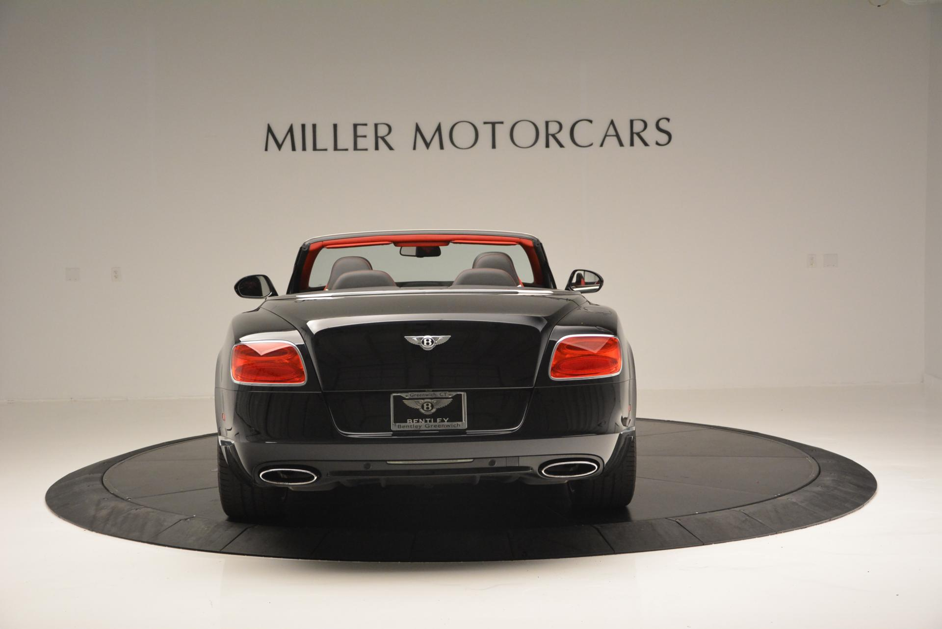 Used 2014 Bentley Continental GT Speed Convertible For Sale In Greenwich, CT 18_p6