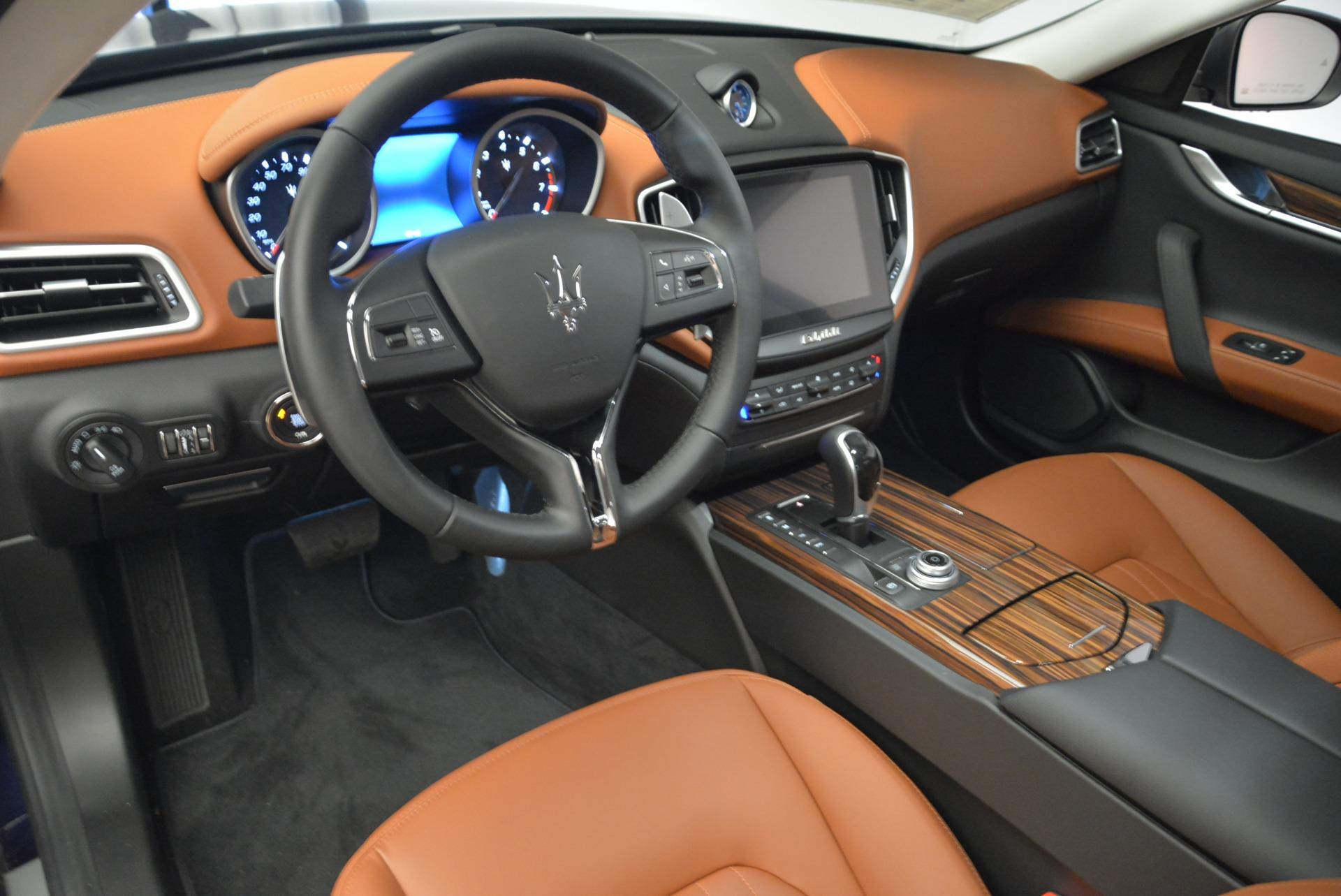 New 2018 Maserati Ghibli S Q4 For Sale In Greenwich, CT 1800_p13