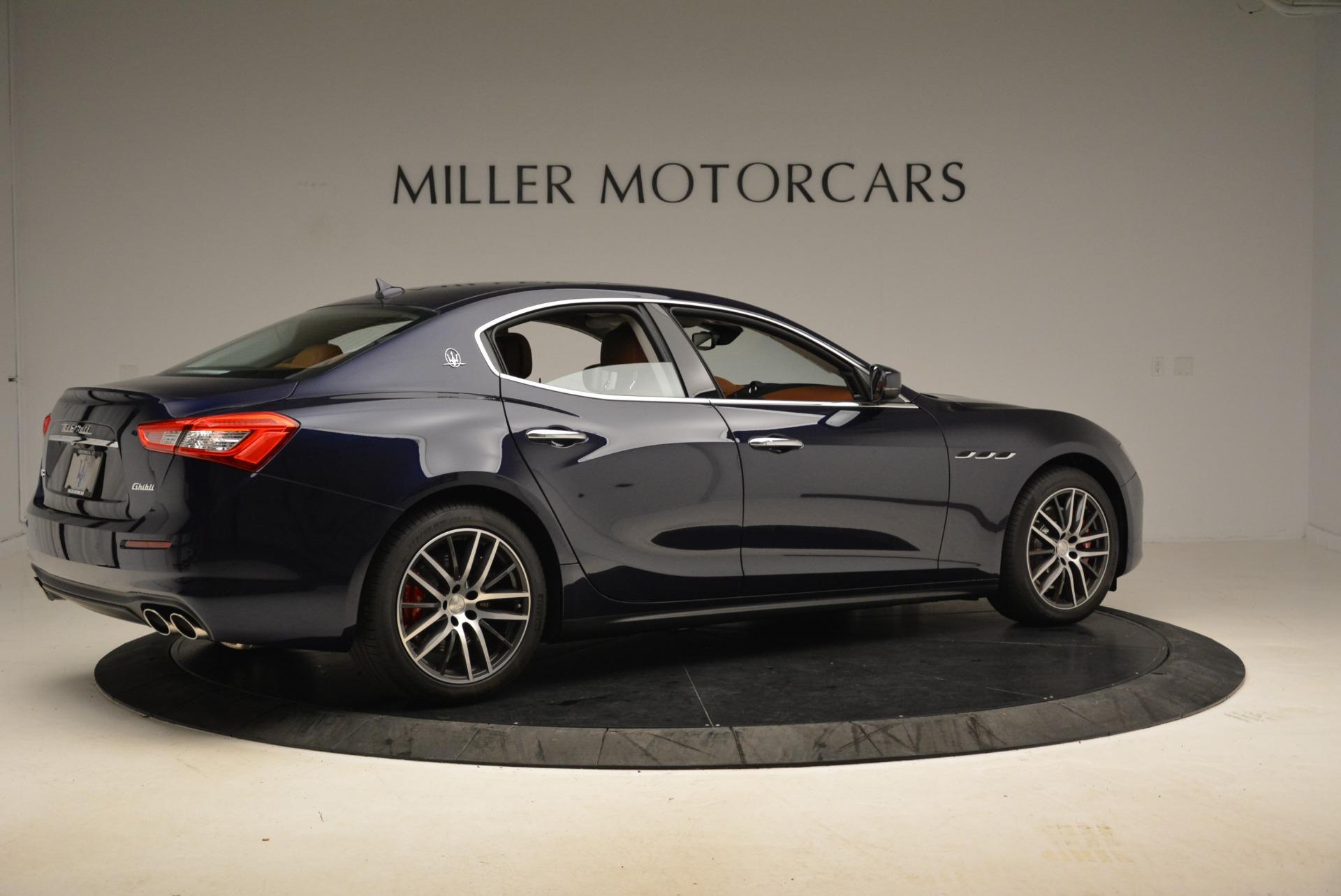 New 2018 Maserati Ghibli S Q4 For Sale In Greenwich, CT 1800_p8