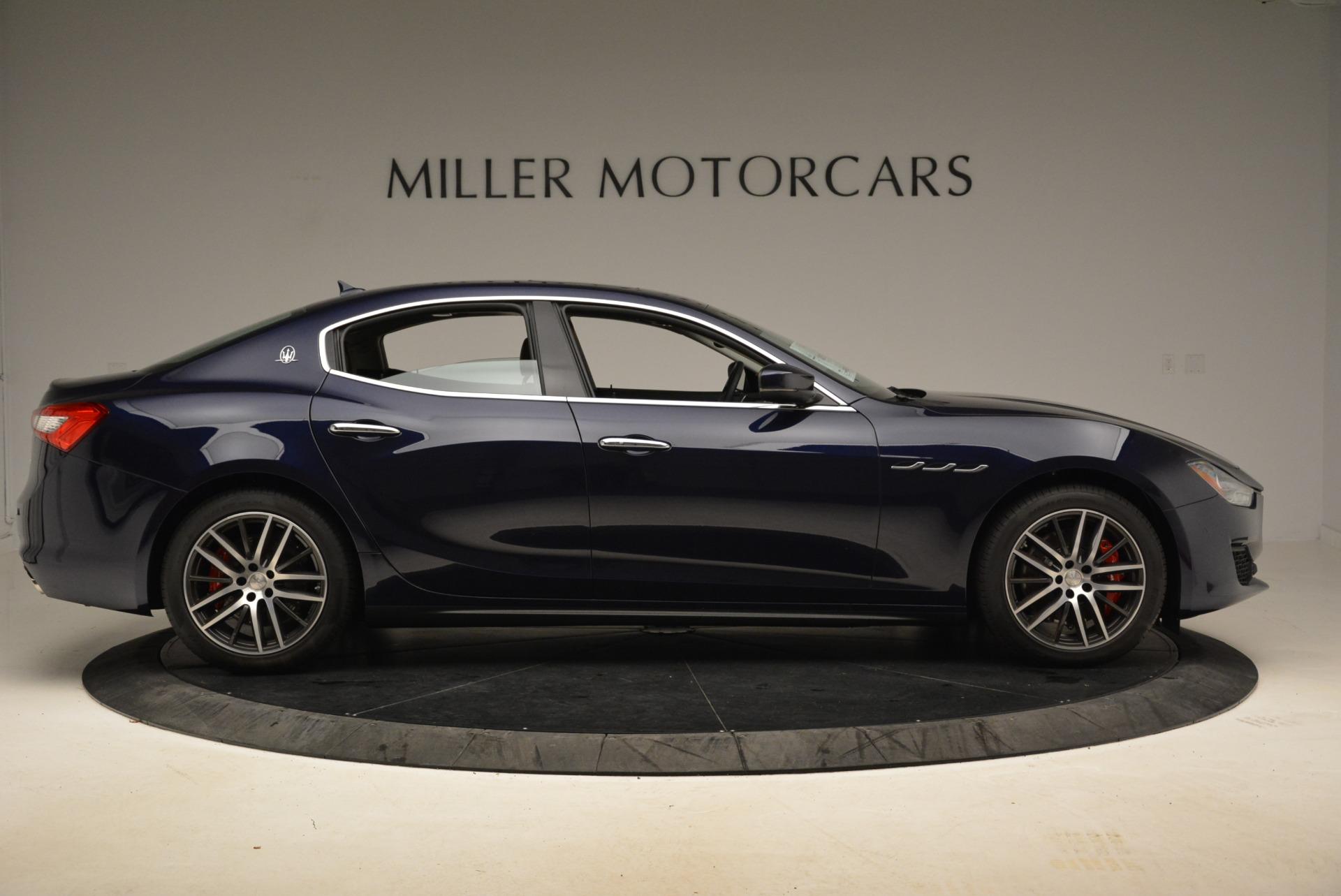 New 2018 Maserati Ghibli S Q4 For Sale In Greenwich, CT 1800_p9
