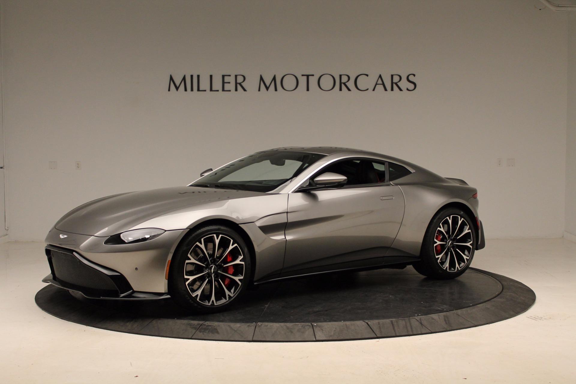 New 2019 Aston Martin Vantage  For Sale In Greenwich, CT 1803_p11