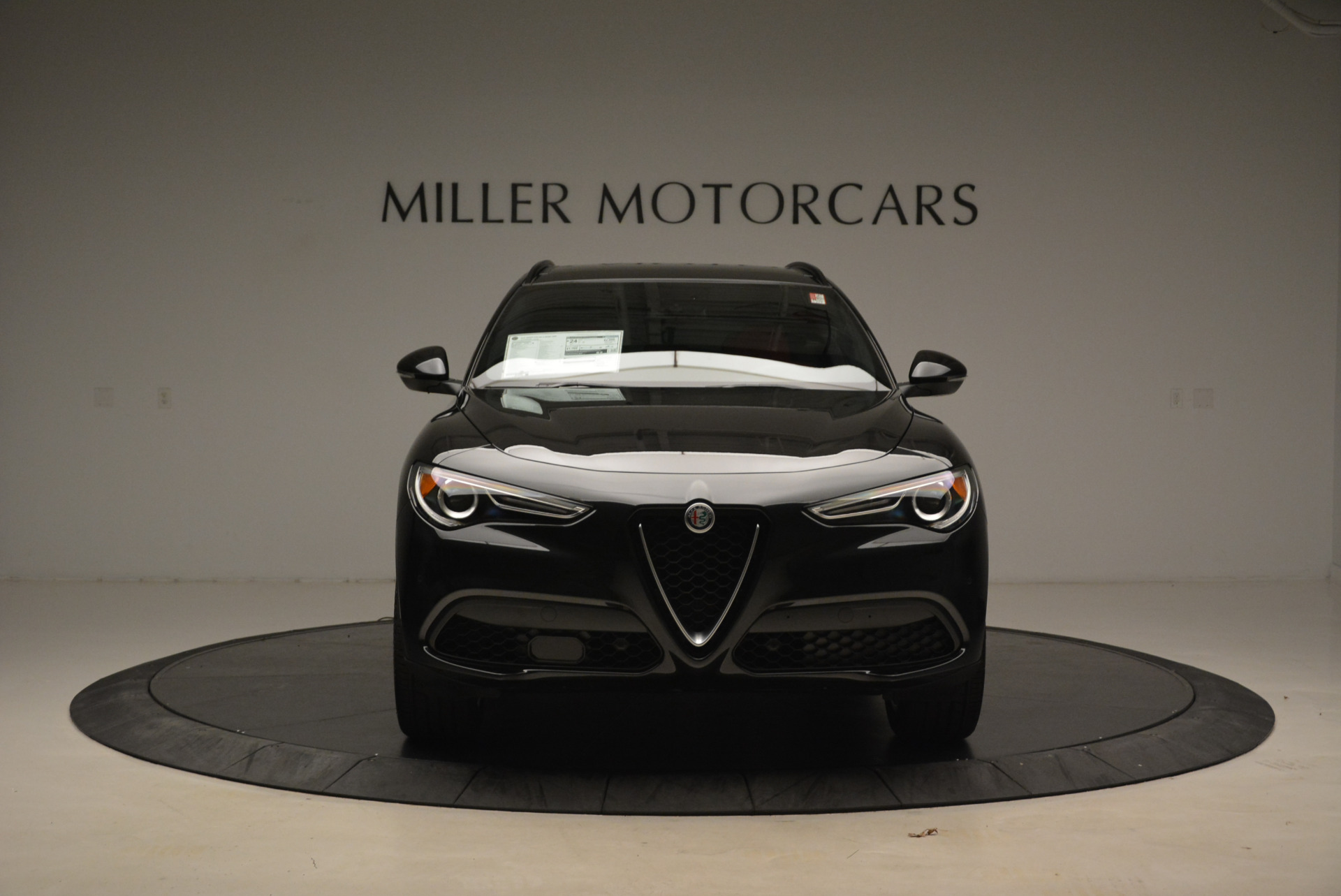 New 2018 Alfa Romeo Stelvio Ti Sport Q4 For Sale In Greenwich, CT 1804_p12