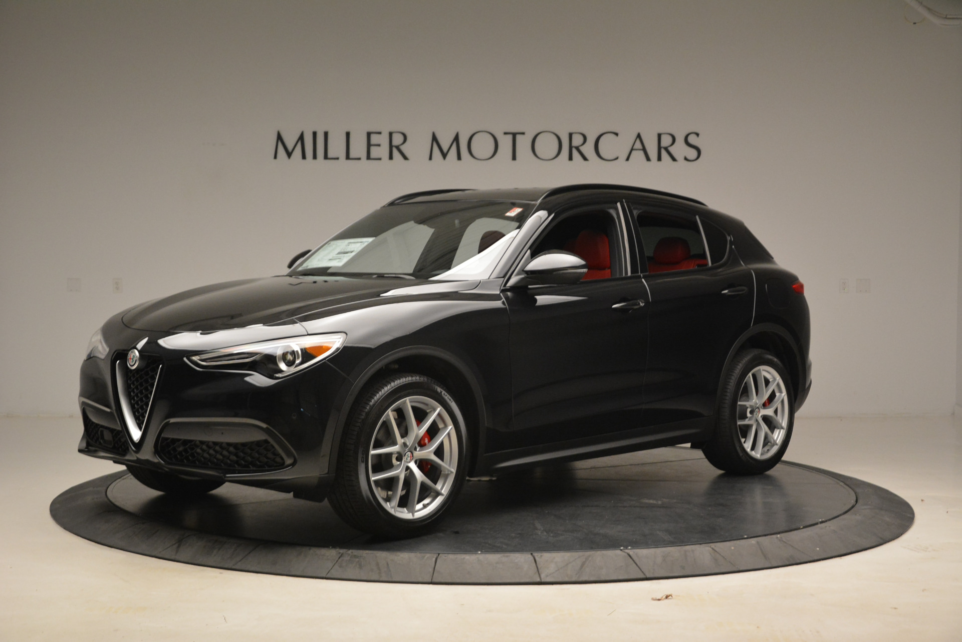 New 2018 Alfa Romeo Stelvio Ti Sport Q4 For Sale In Greenwich, CT 1804_p2