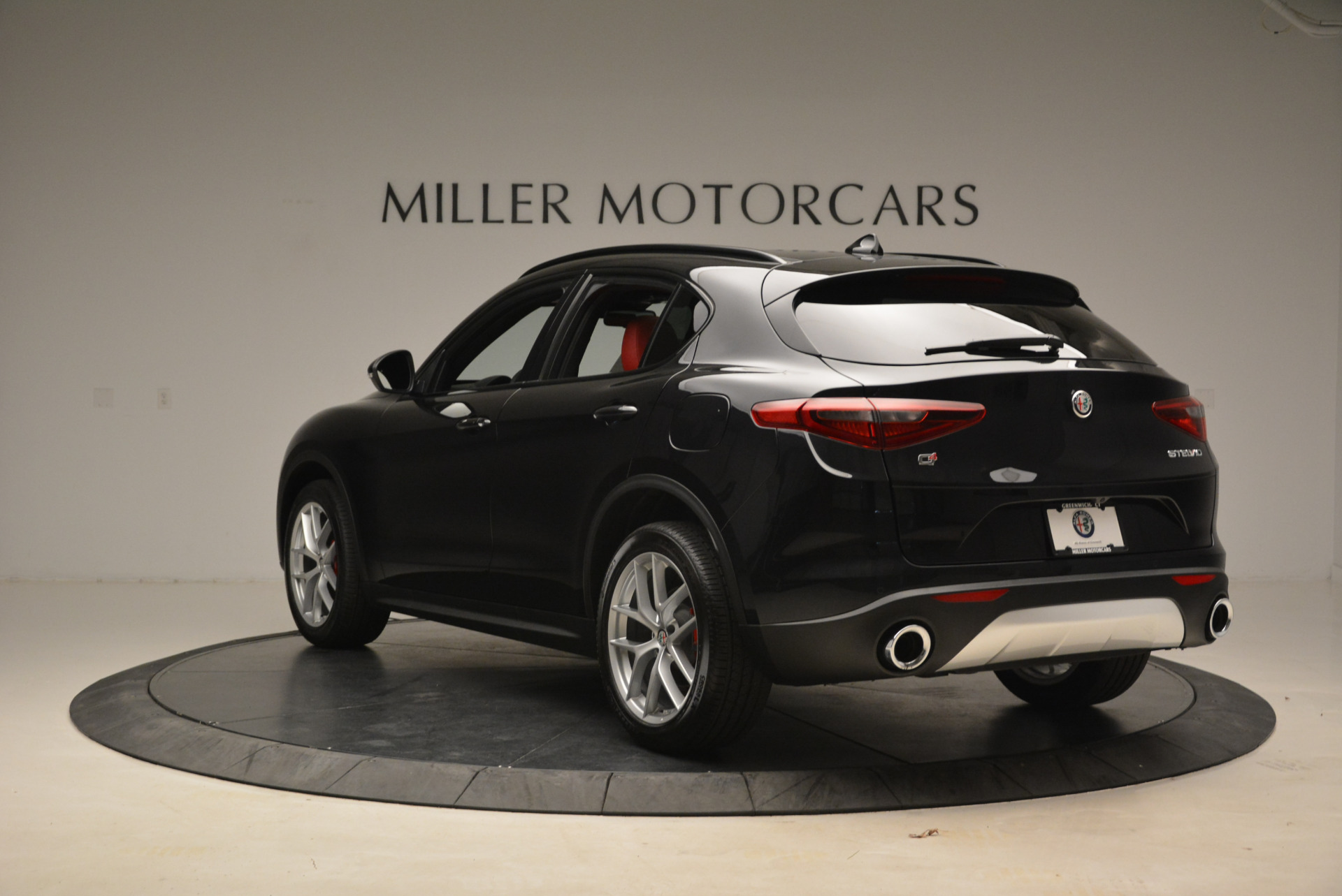 New 2018 Alfa Romeo Stelvio Ti Sport Q4 For Sale In Greenwich, CT 1804_p5