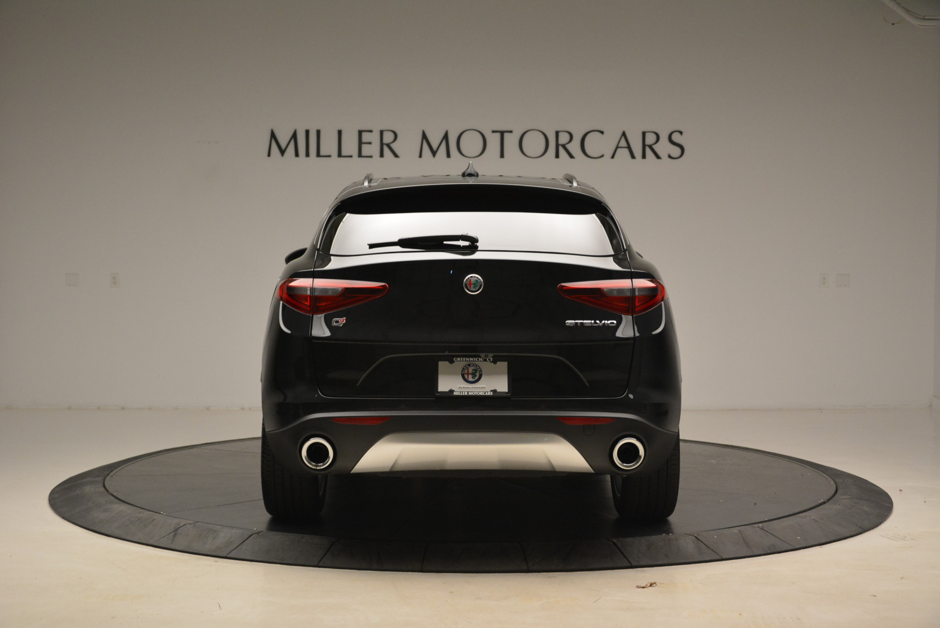 New 2018 Alfa Romeo Stelvio Ti Sport Q4 For Sale In Greenwich, CT 1804_p6