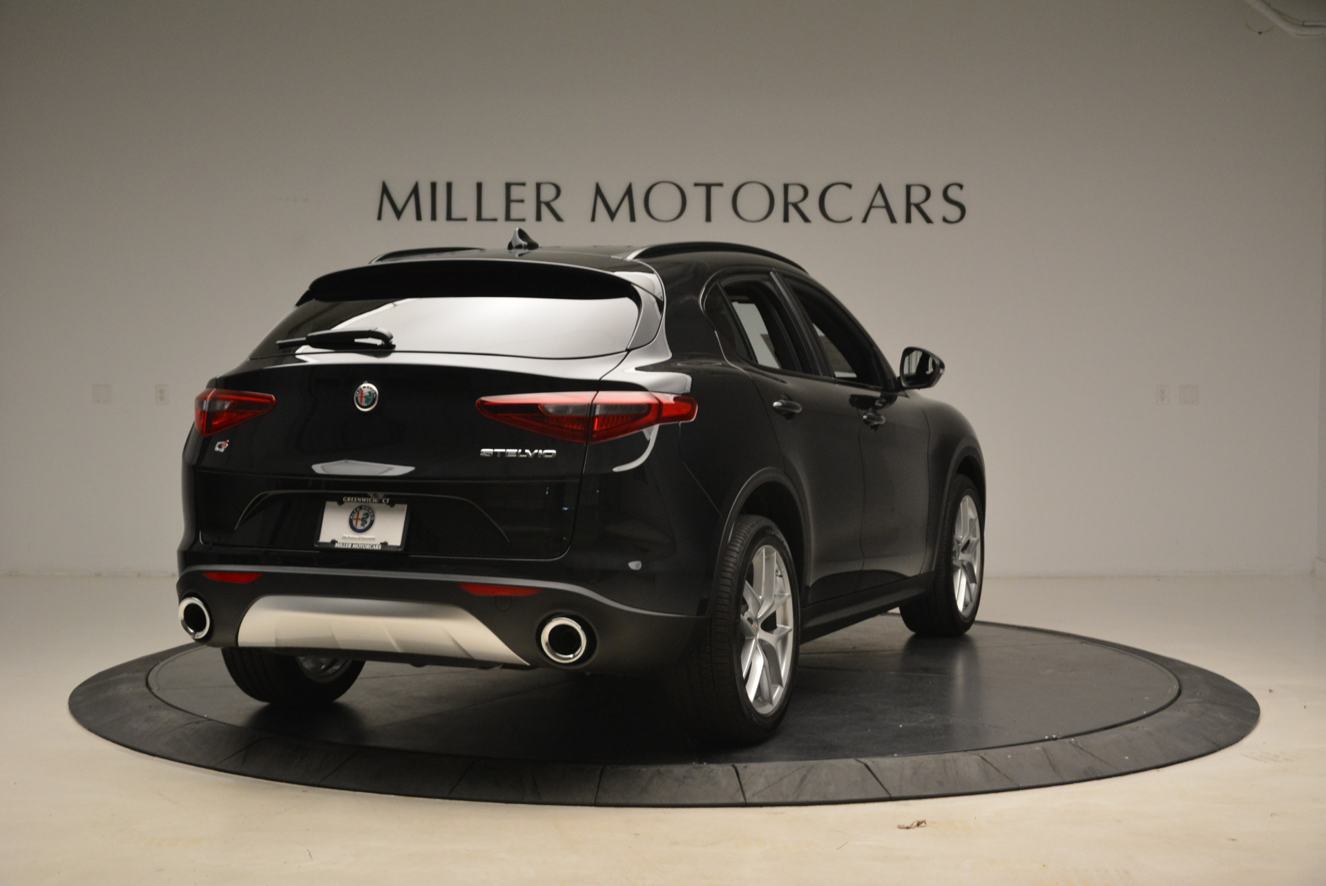 New 2018 Alfa Romeo Stelvio Ti Sport Q4 For Sale In Greenwich, CT 1804_p7