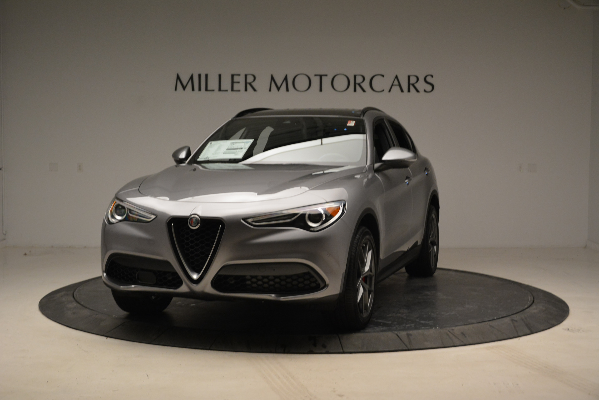 New 2018 Alfa Romeo Stelvio Ti Sport Q4 For Sale In Greenwich, CT 1805_main