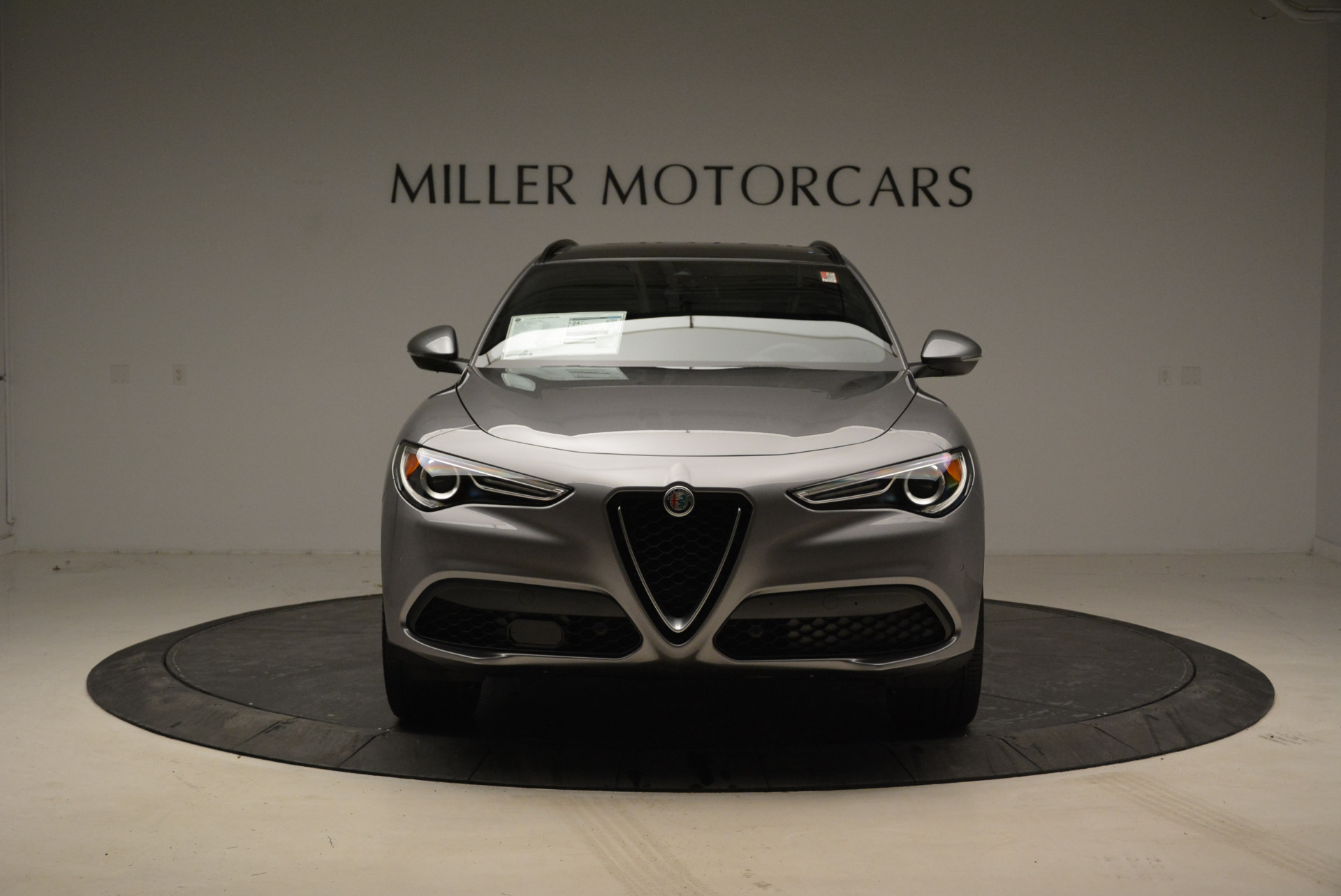 New 2018 Alfa Romeo Stelvio Ti Sport Q4 For Sale In Greenwich, CT 1805_p12