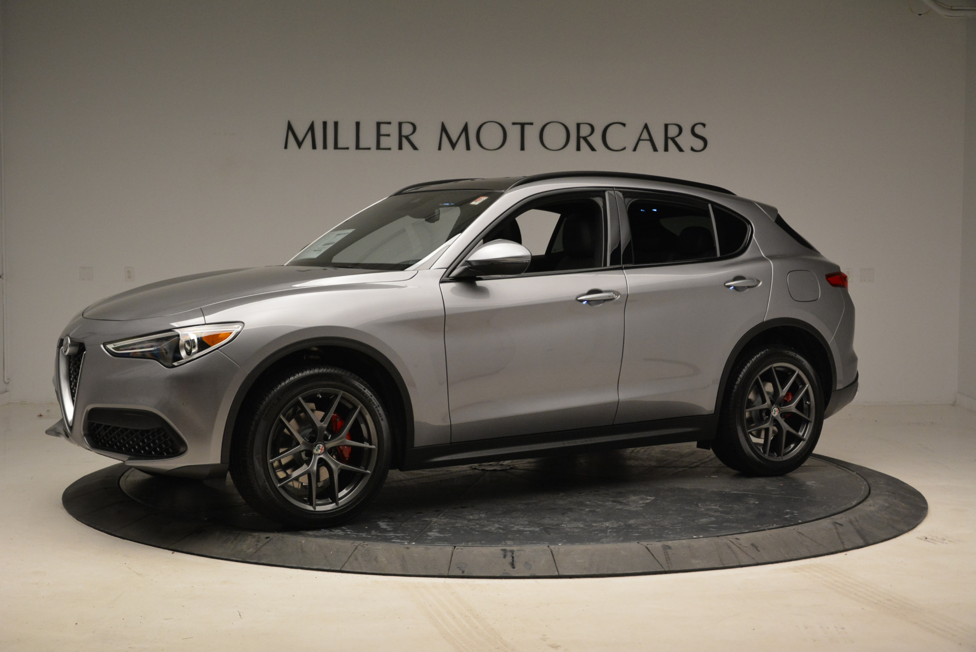 New 2018 Alfa Romeo Stelvio Ti Sport Q4 For Sale In Greenwich, CT 1805_p2