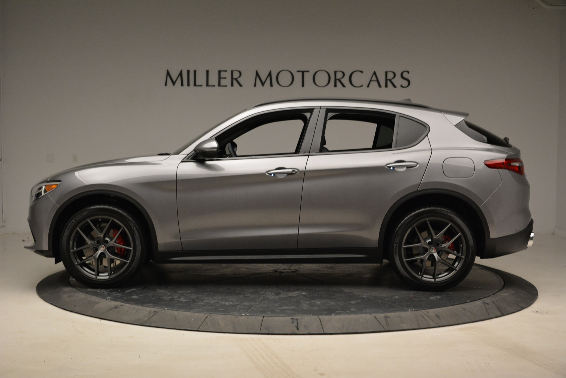 New 2018 Alfa Romeo Stelvio Ti Sport Q4 For Sale In Greenwich, CT 1805_p3