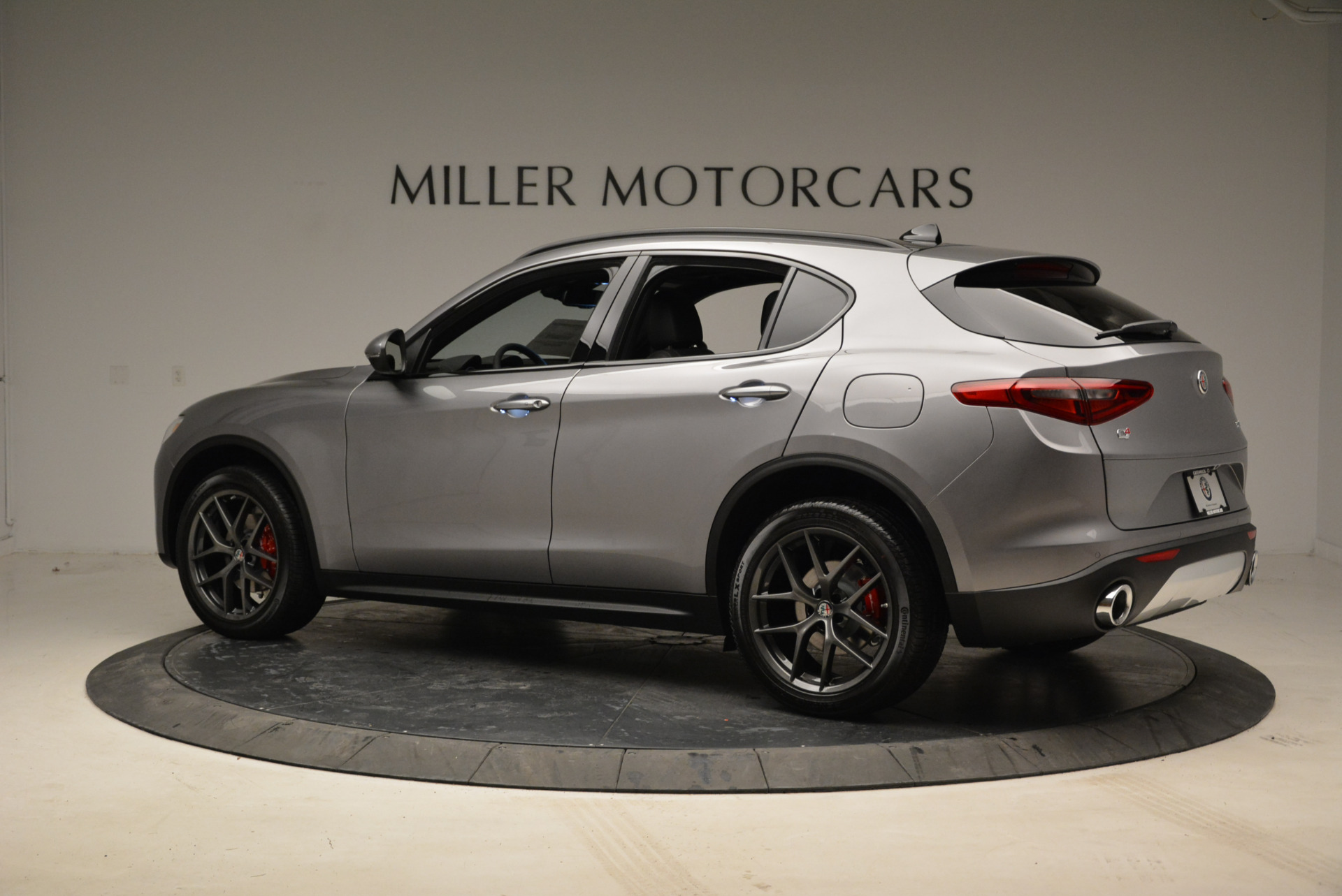 New 2018 Alfa Romeo Stelvio Ti Sport Q4 For Sale In Greenwich, CT 1805_p4