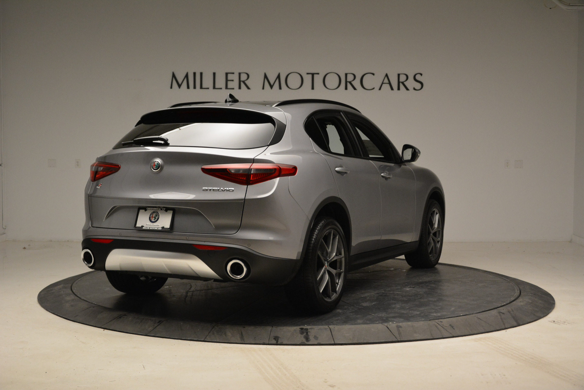 New 2018 Alfa Romeo Stelvio Ti Sport Q4 For Sale In Greenwich, CT 1805_p7