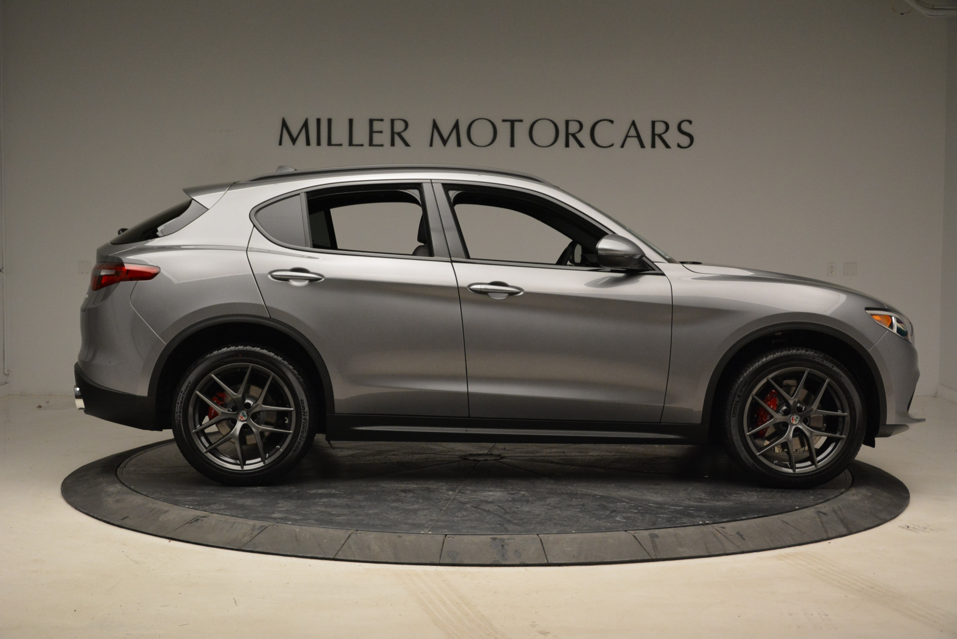 New 2018 Alfa Romeo Stelvio Ti Sport Q4 For Sale In Greenwich, CT 1805_p9