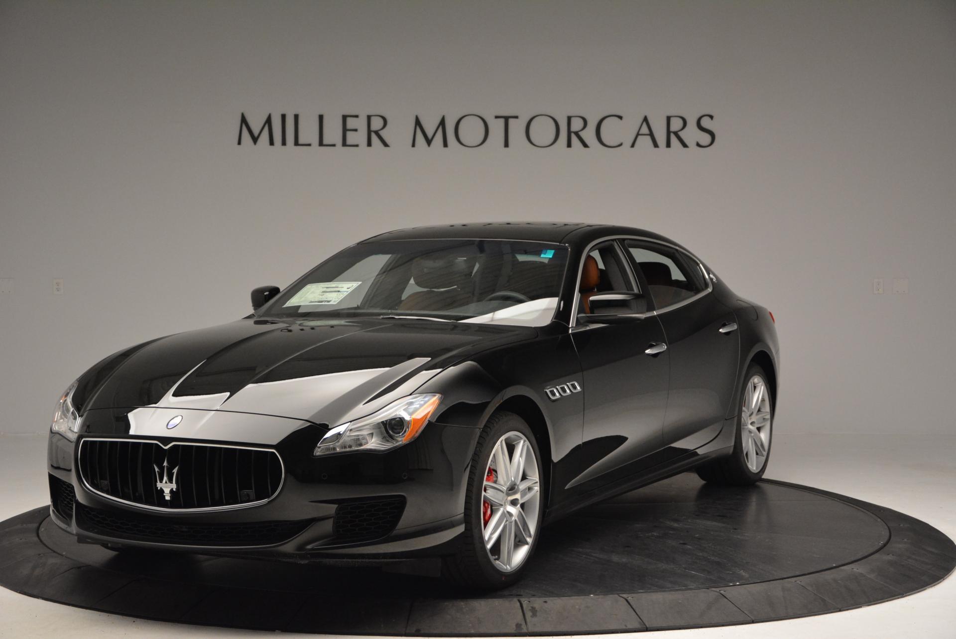 New 2016 Maserati Quattroporte S Q4 For Sale In Greenwich, CT 181_main