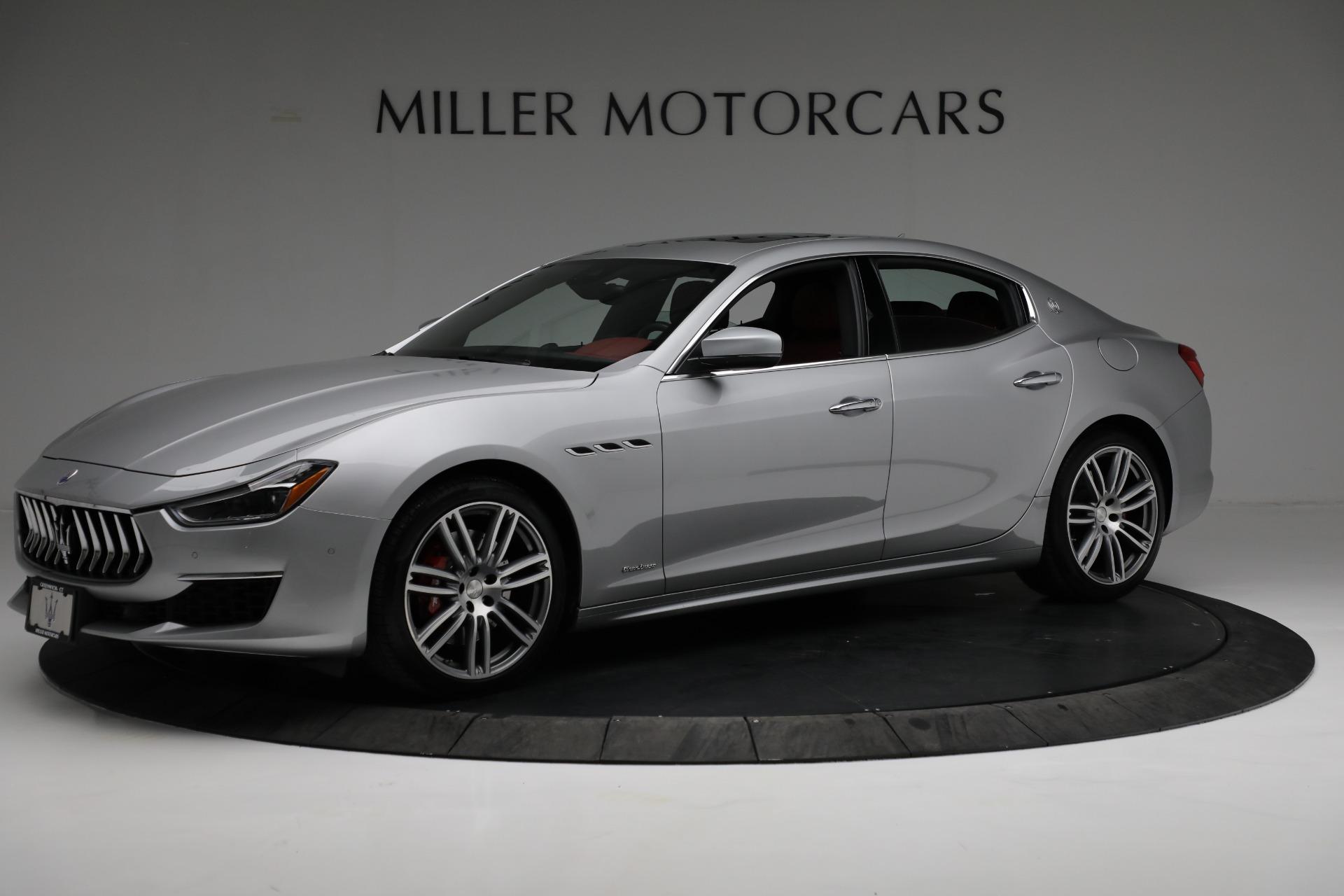 New 2018 Maserati Ghibli S Q4 GranLusso For Sale In Greenwich, CT 1810_p2