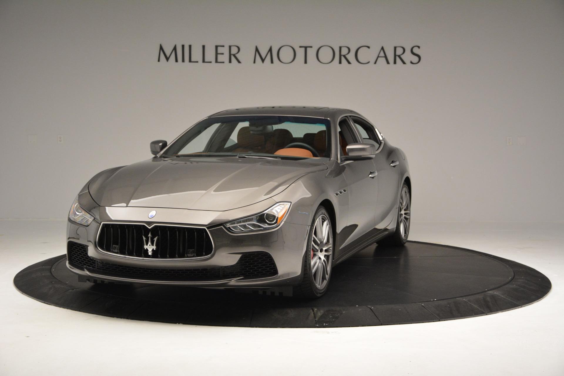 New 2018 Maserati Ghibli S Q4 For Sale In Greenwich, CT 1812_p2
