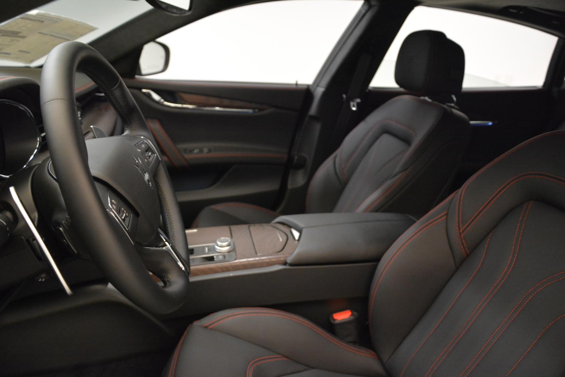 New 2018 Maserati Quattroporte S Q4 GranLusso For Sale In Greenwich, CT 1815_p13