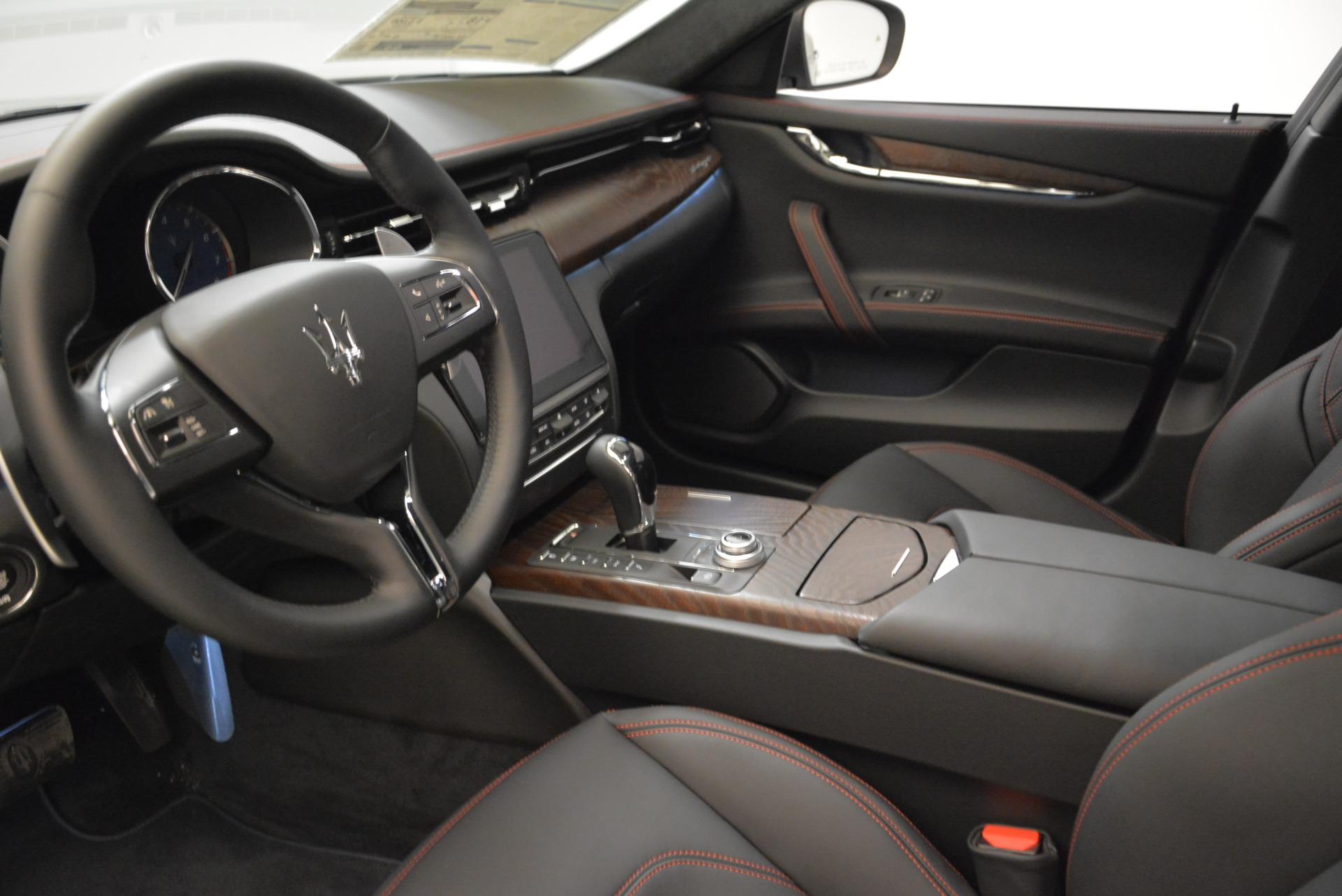 New 2018 Maserati Quattroporte S Q4 GranLusso For Sale In Greenwich, CT 1815_p15