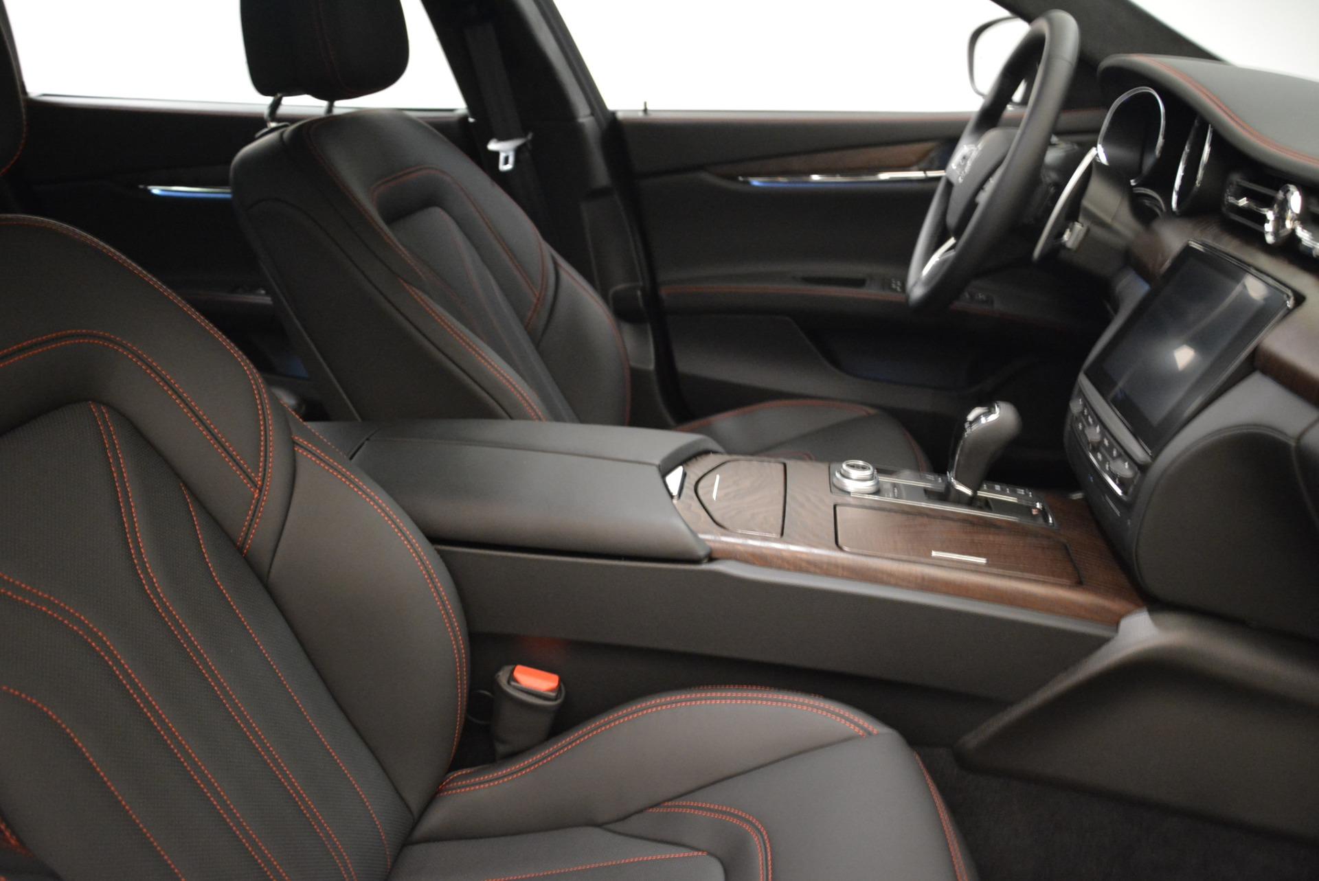New 2018 Maserati Quattroporte S Q4 GranLusso For Sale In Greenwich, CT 1815_p21