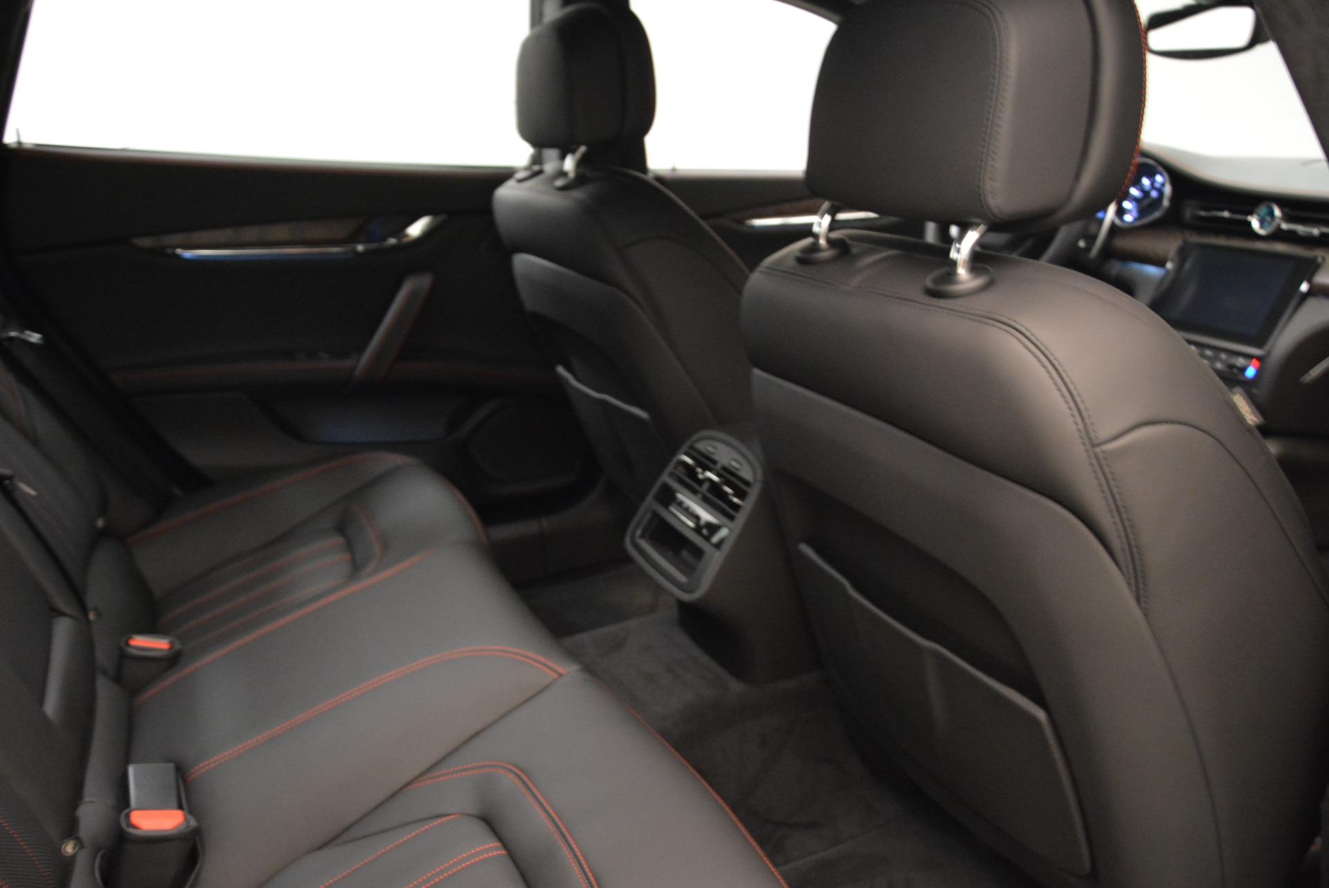 New 2018 Maserati Quattroporte S Q4 GranLusso For Sale In Greenwich, CT 1815_p23