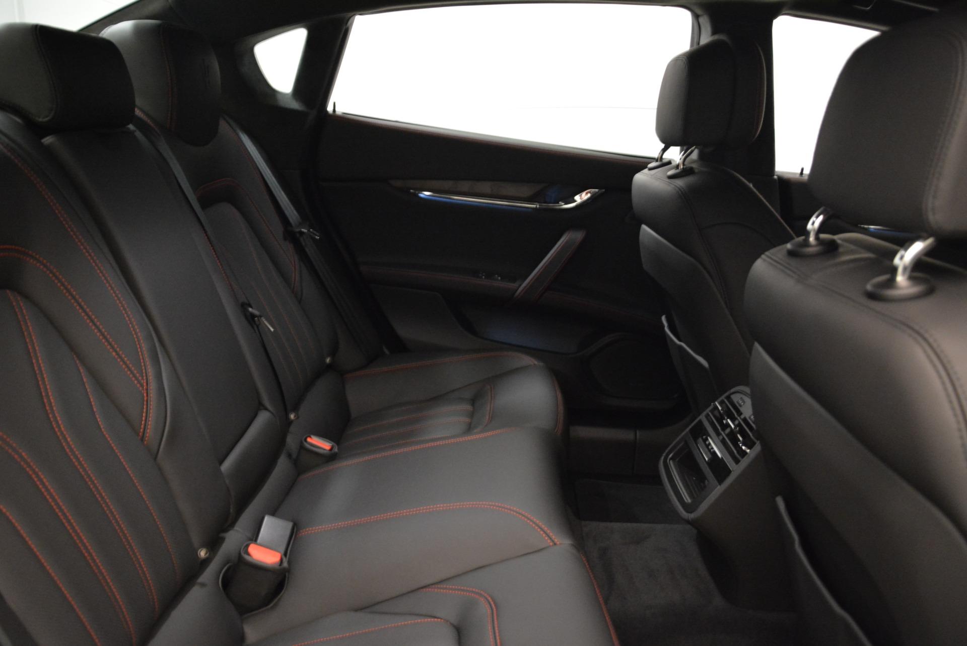 New 2018 Maserati Quattroporte S Q4 GranLusso For Sale In Greenwich, CT 1815_p24