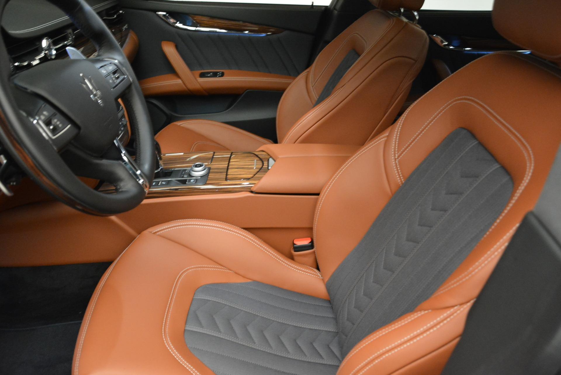 New 2018 Maserati Quattroporte S Q4 GranLusso For Sale In Greenwich, CT 1816_p14