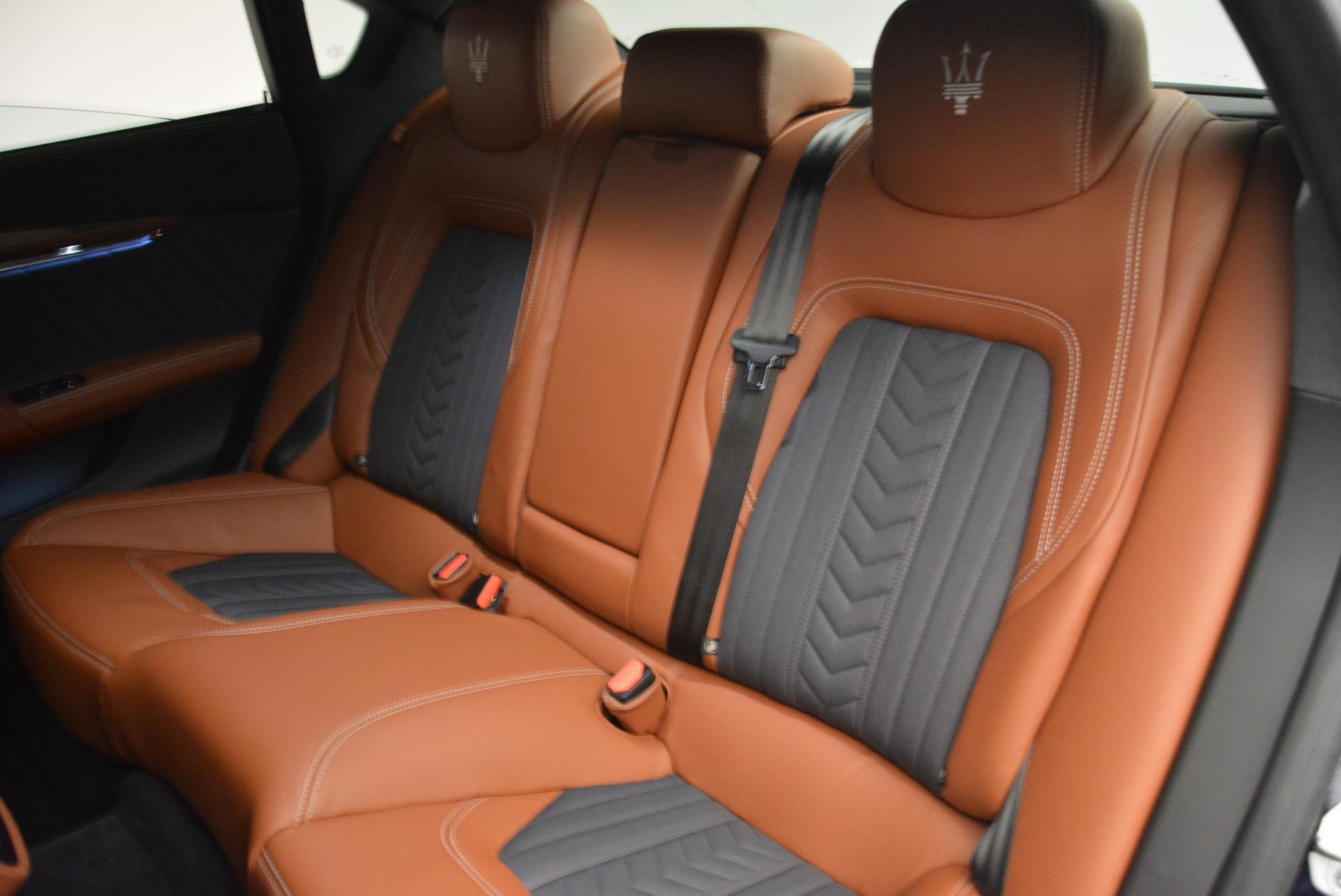 New 2018 Maserati Quattroporte S Q4 GranLusso For Sale In Greenwich, CT 1816_p19