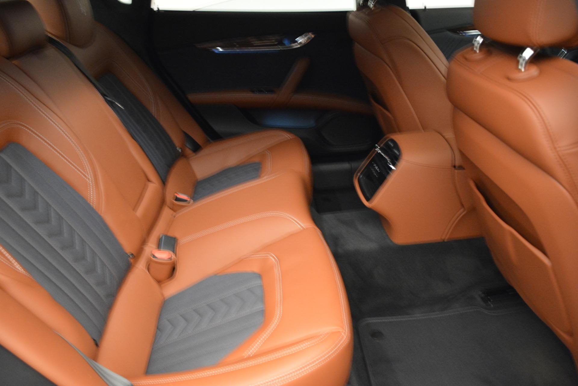 New 2018 Maserati Quattroporte S Q4 GranLusso For Sale In Greenwich, CT 1816_p24