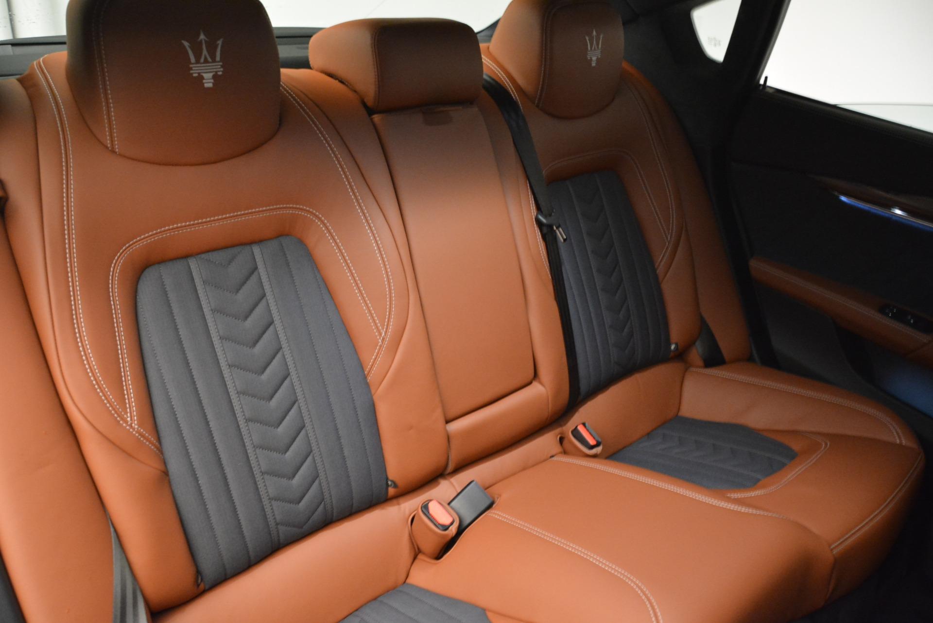 New 2018 Maserati Quattroporte S Q4 GranLusso For Sale In Greenwich, CT 1816_p25