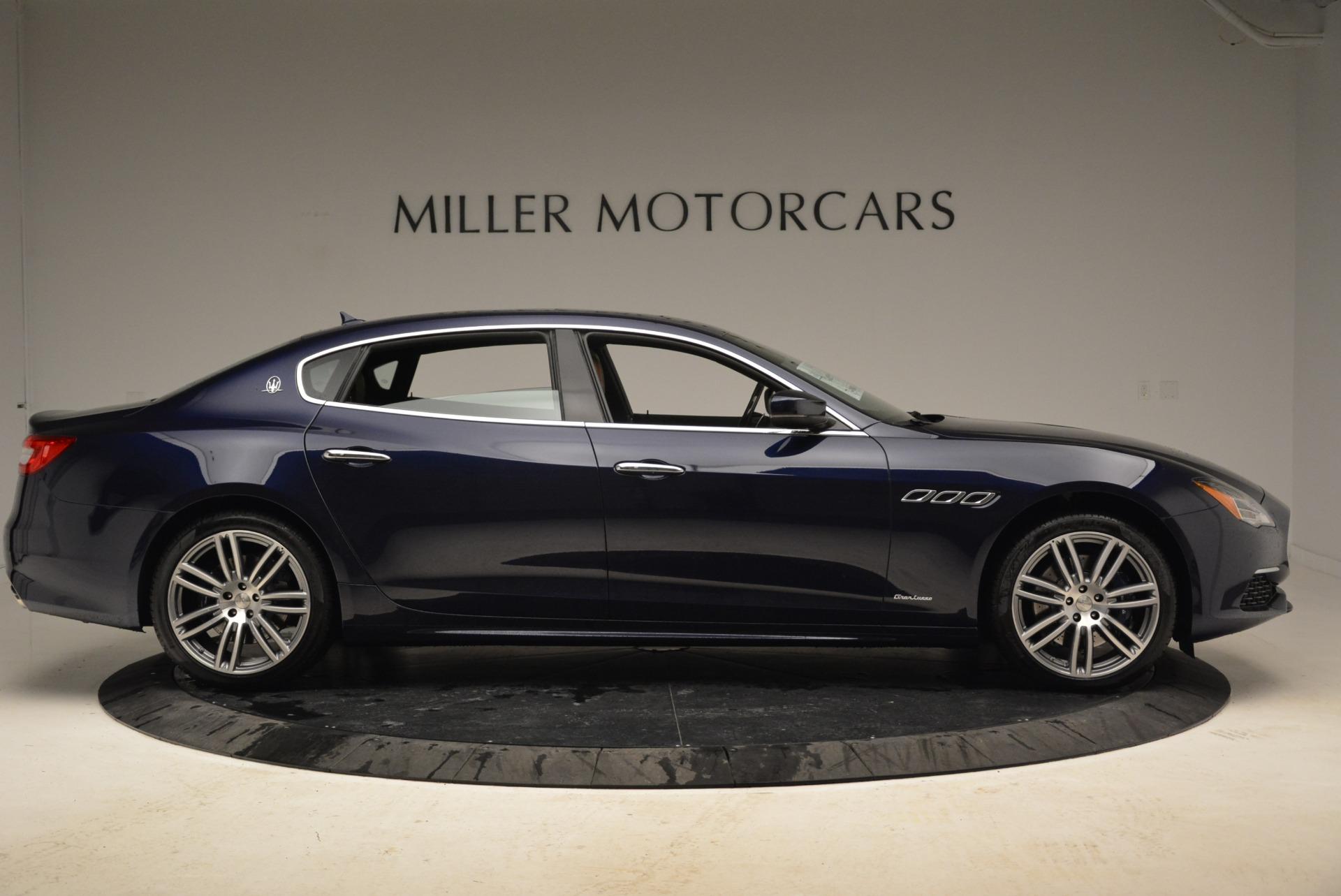 New 2018 Maserati Quattroporte S Q4 GranLusso For Sale In Greenwich, CT 1816_p9