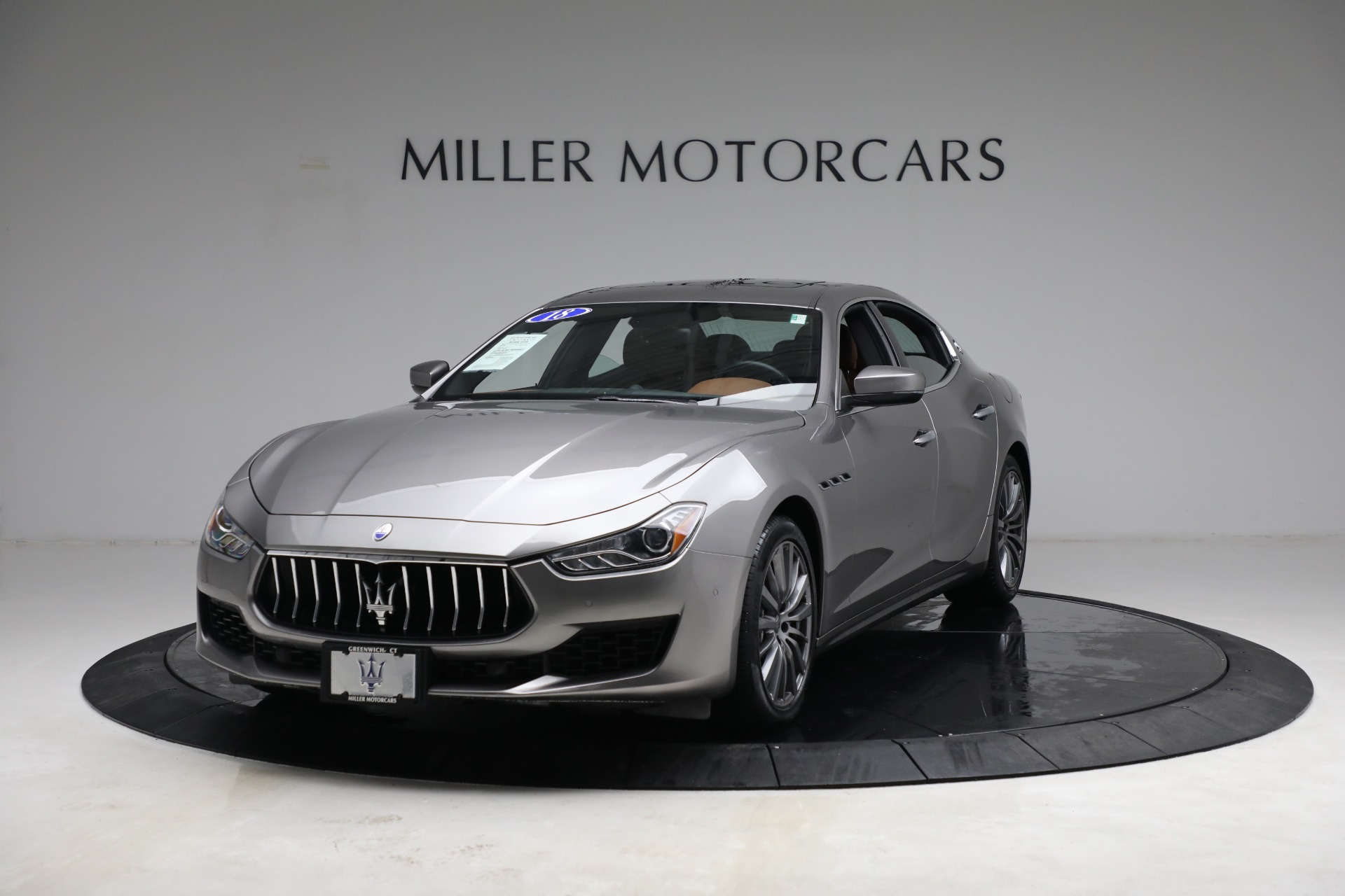 New 2018 Maserati Ghibli S Q4 For Sale In Greenwich, CT